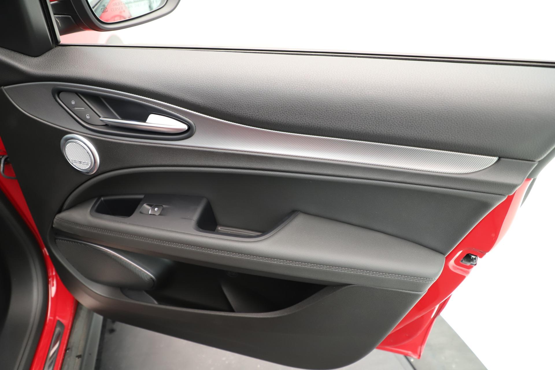 New 2019 Alfa Romeo Stelvio Ti Sport Q4 For Sale In Westport, CT 3262_p25