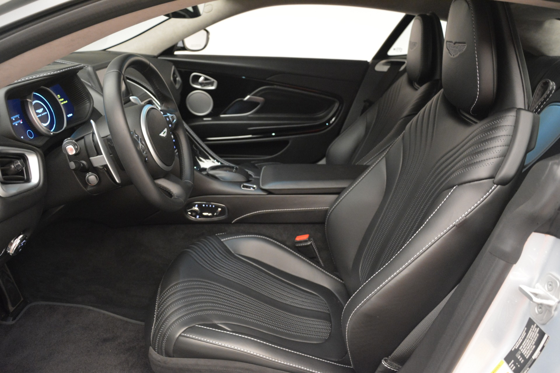 Used 2018 Aston Martin DB11 V12 Coupe For Sale In Westport, CT 3264_p13