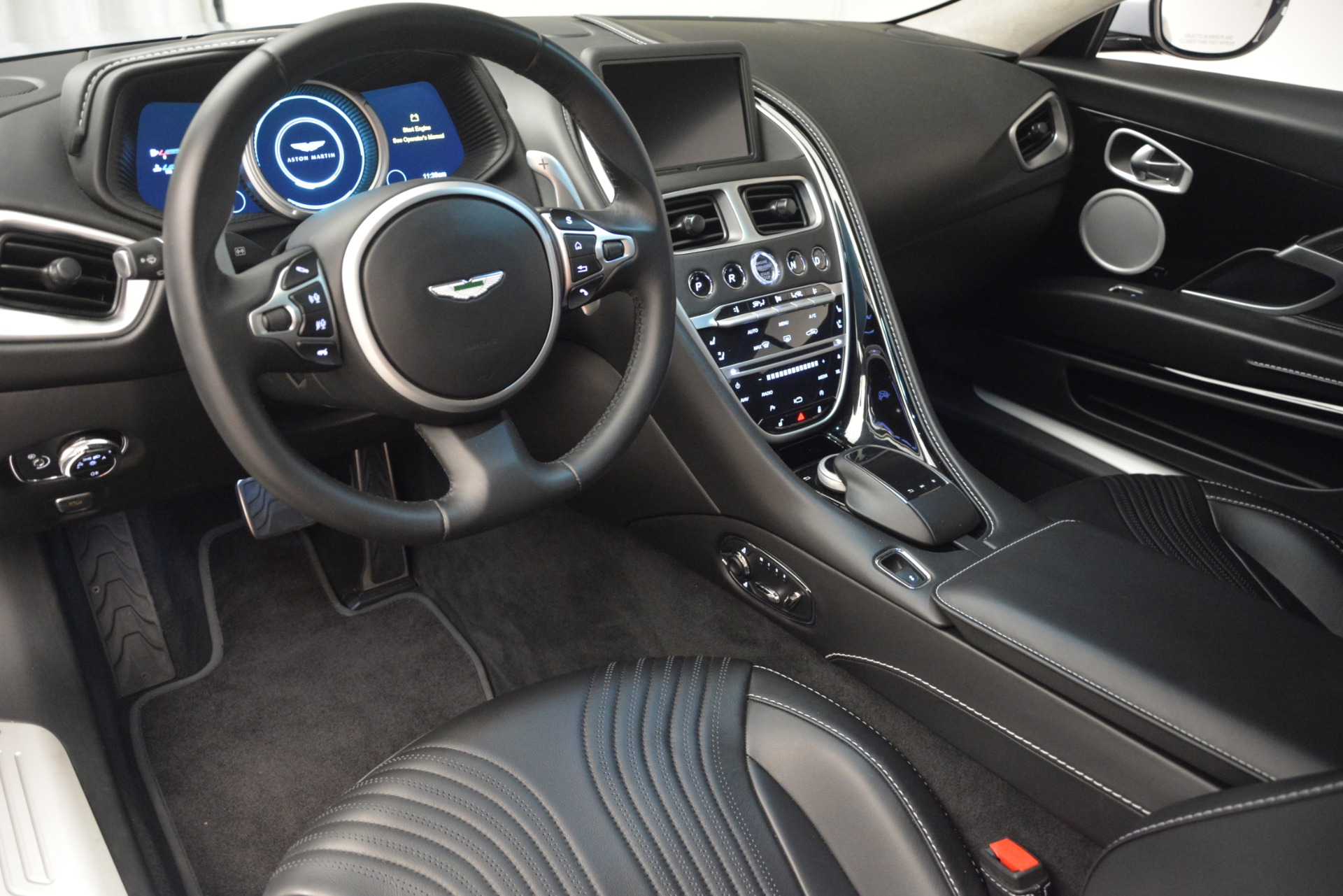 Used 2018 Aston Martin DB11 V12 Coupe For Sale In Westport, CT 3264_p14