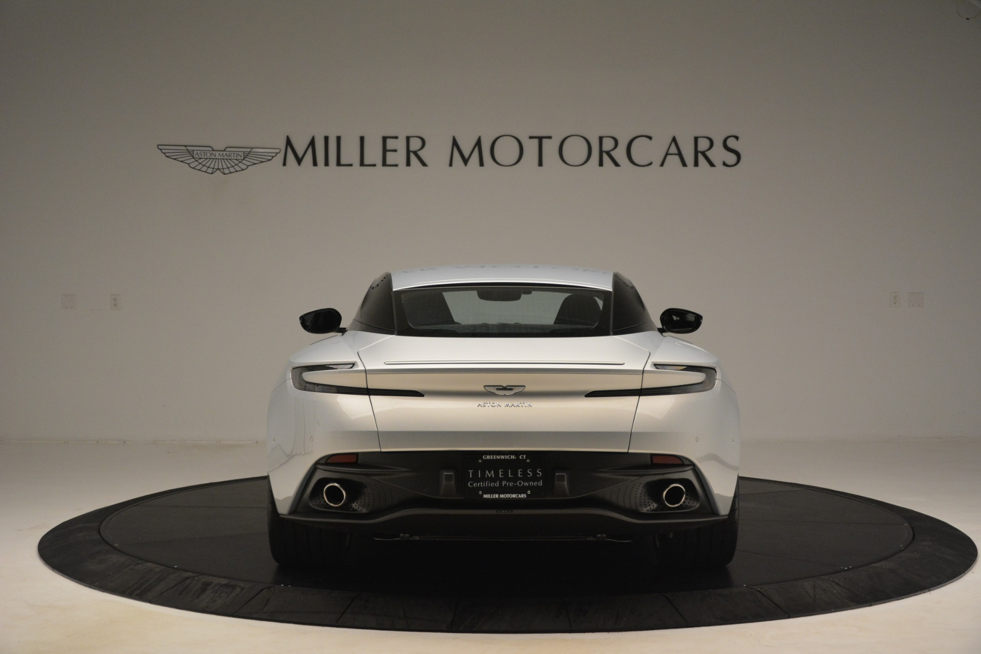Used 2018 Aston Martin DB11 V12 Coupe For Sale In Westport, CT 3264_p5