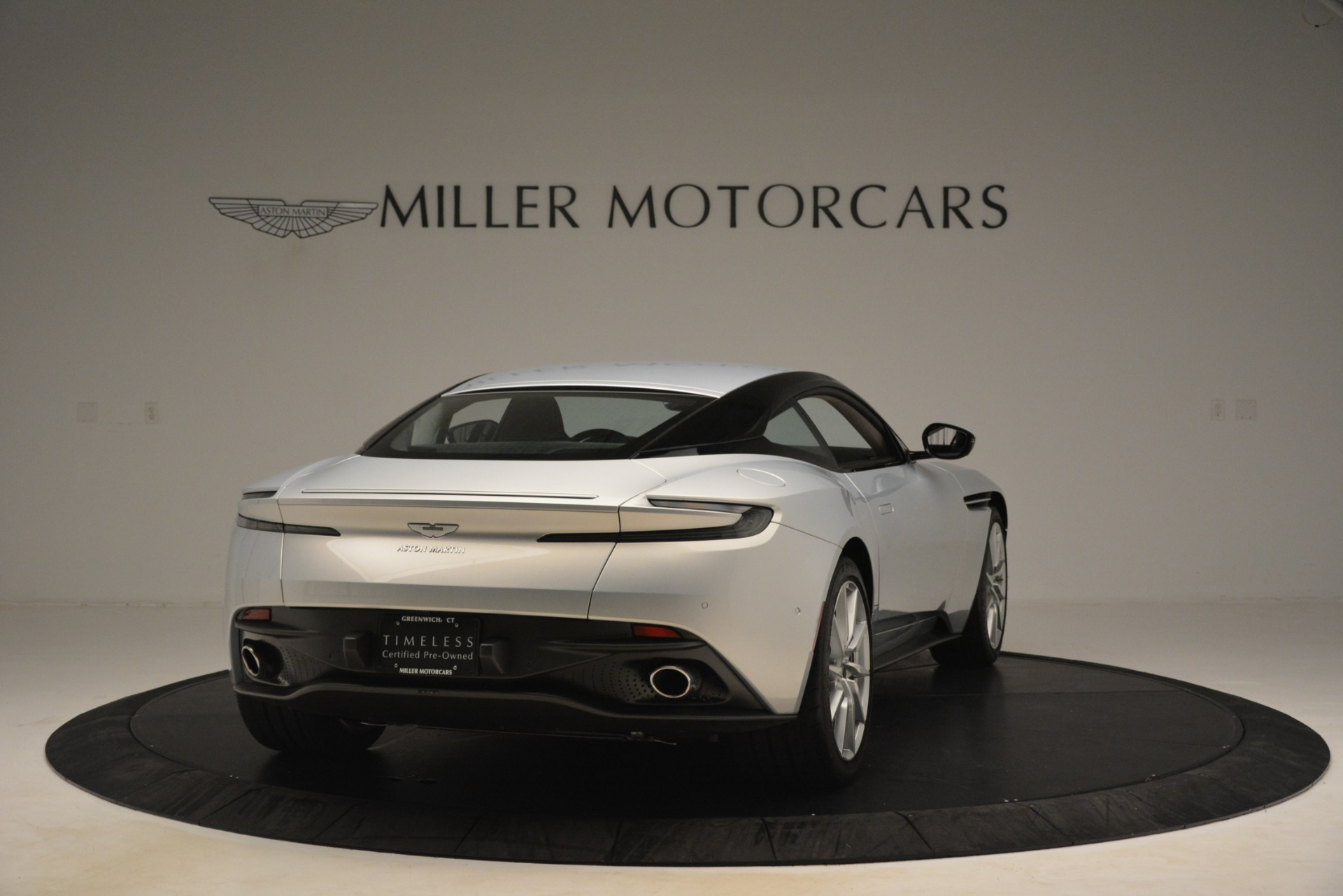 Used 2018 Aston Martin DB11 V12 Coupe For Sale In Westport, CT 3264_p6