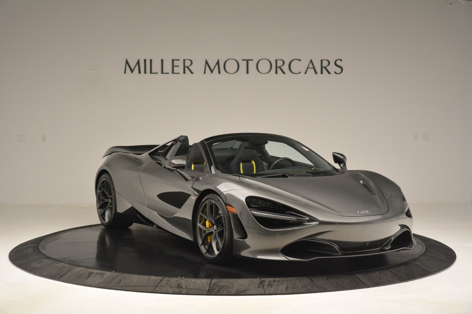 New 2020 McLaren 720S Spider Convertible For Sale In Westport, CT 3266_p10