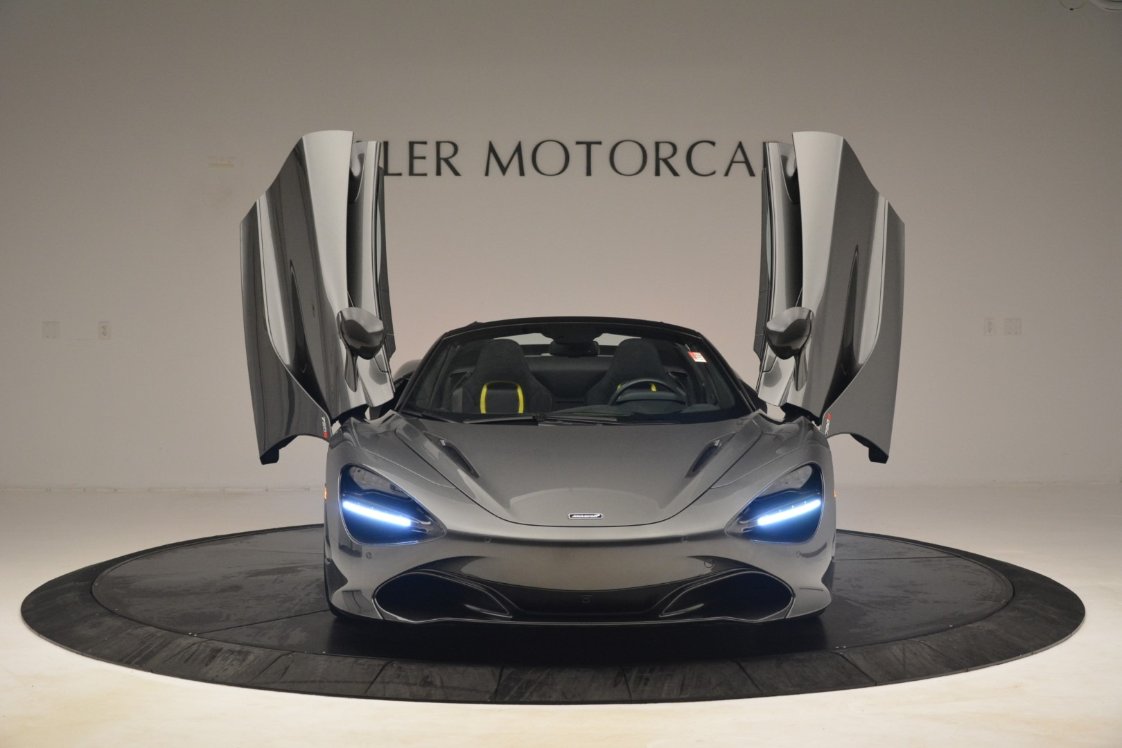 New 2020 McLaren 720S Spider Convertible For Sale In Westport, CT 3266_p12