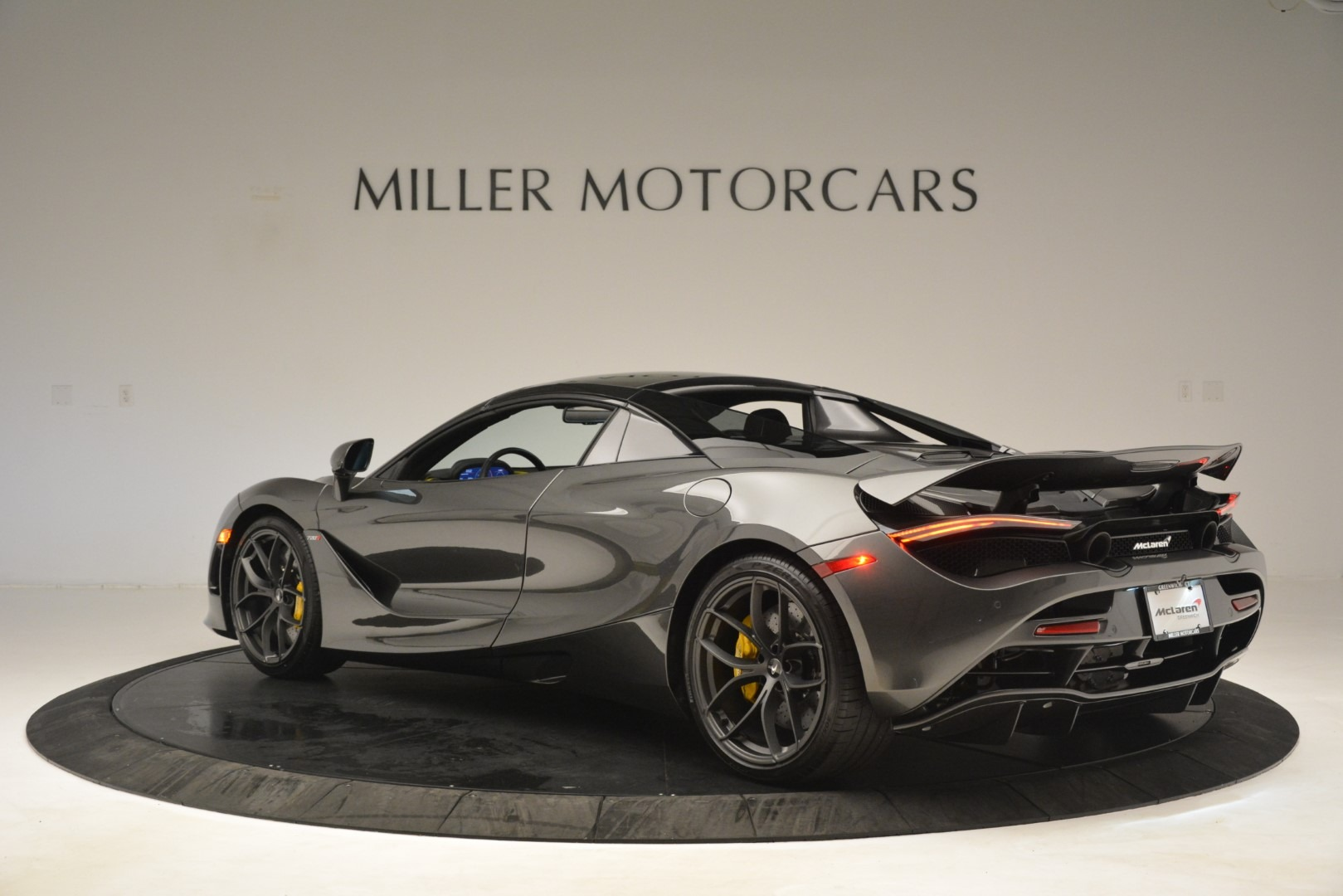 New 2020 McLaren 720S Spider Convertible For Sale In Westport, CT 3266_p16