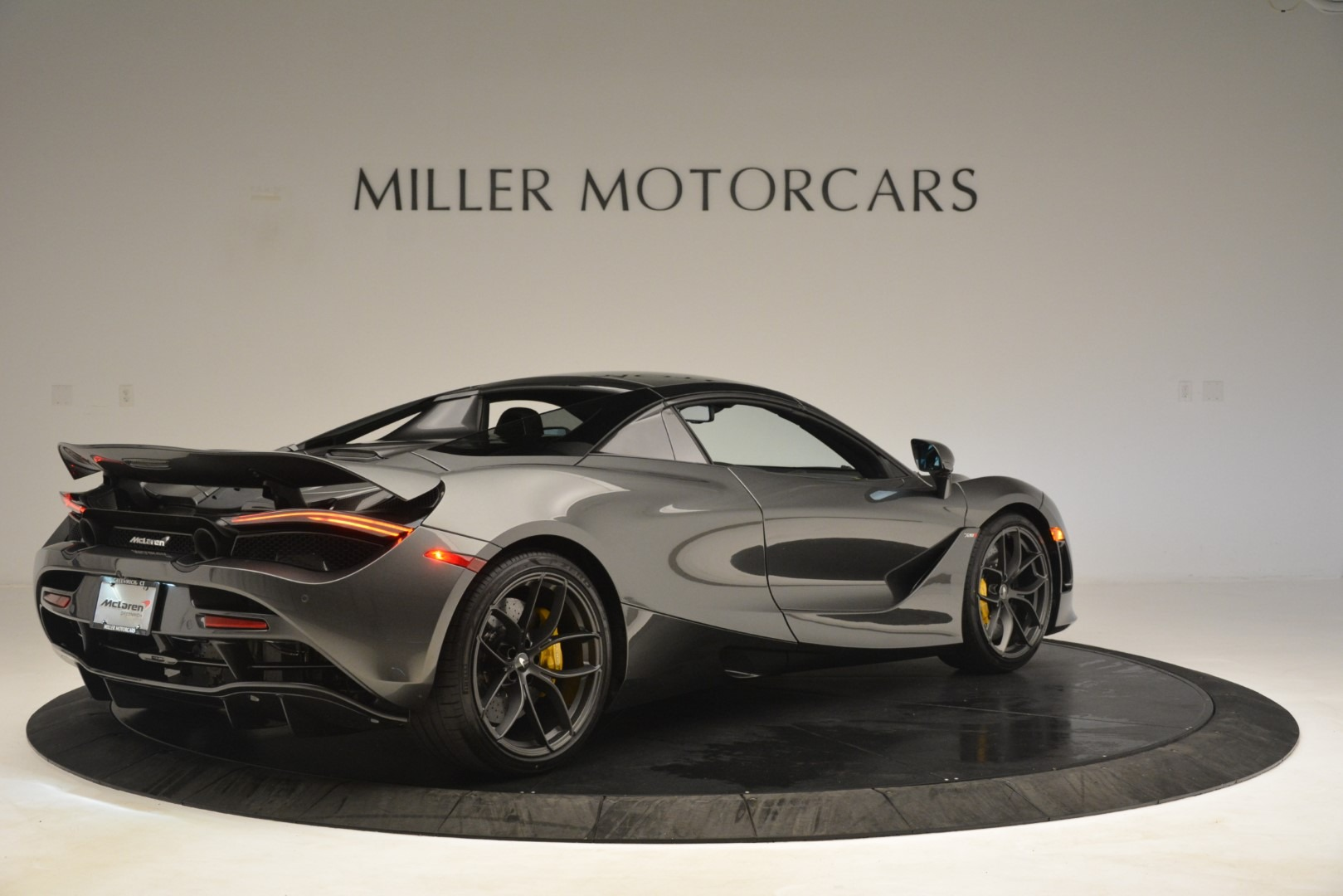 New 2020 McLaren 720S Spider Convertible For Sale In Westport, CT 3266_p18
