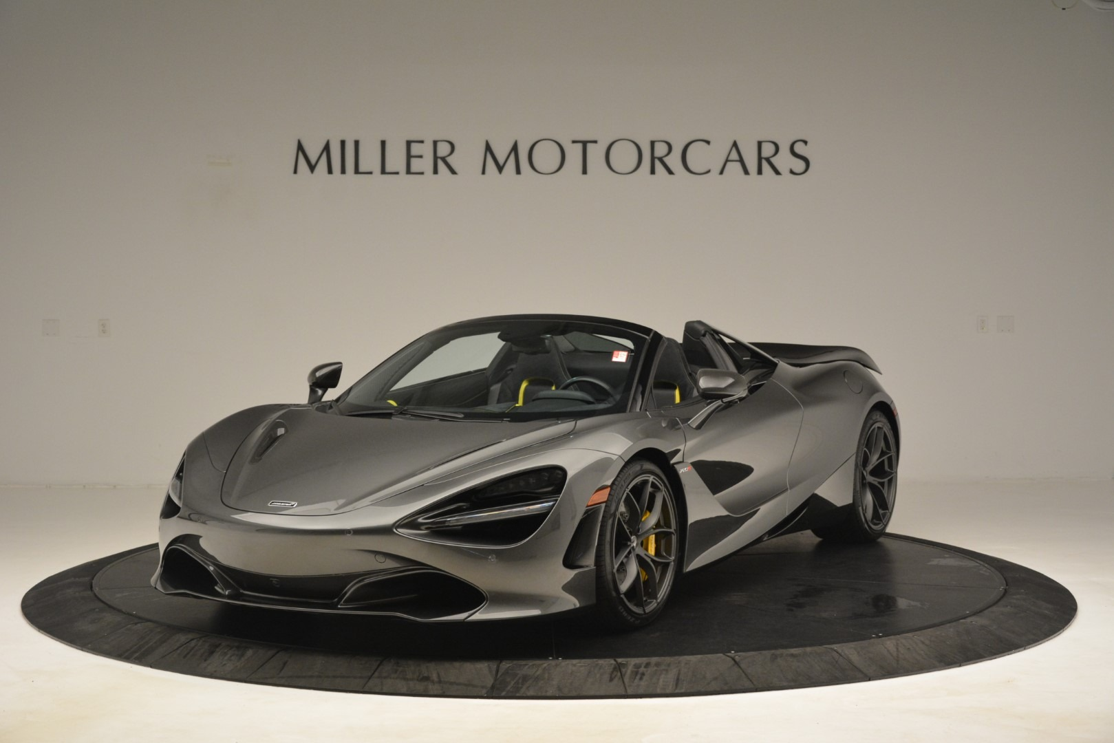 New 2020 McLaren 720S Spider Convertible For Sale In Westport, CT 3266_p21