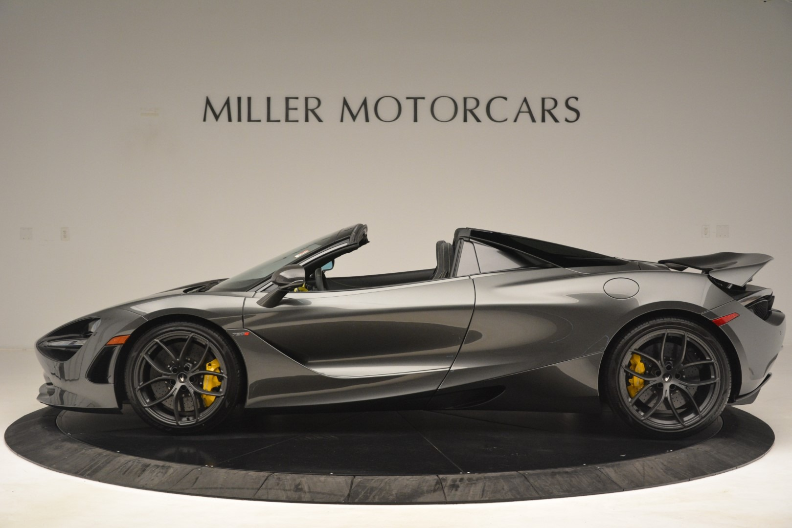 New 2020 McLaren 720S Spider Convertible For Sale In Westport, CT 3266_p2