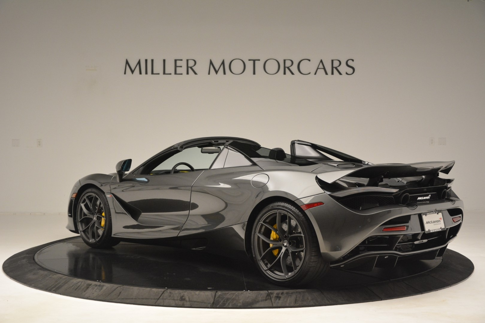 New 2020 McLaren 720S Spider Convertible For Sale In Westport, CT 3266_p3