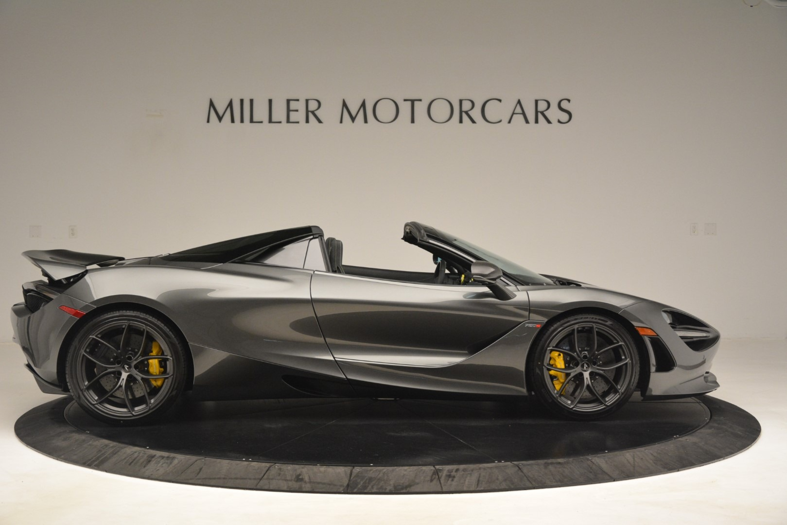 New 2020 McLaren 720S Spider Convertible For Sale In Westport, CT 3266_p8