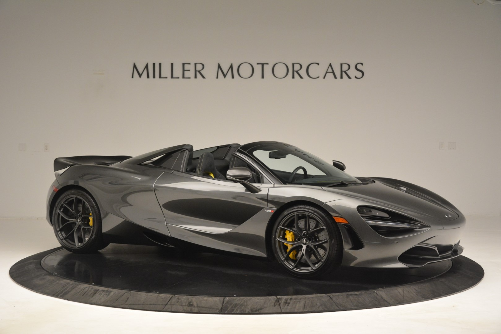 New 2020 McLaren 720S Spider Convertible For Sale In Westport, CT 3266_p9