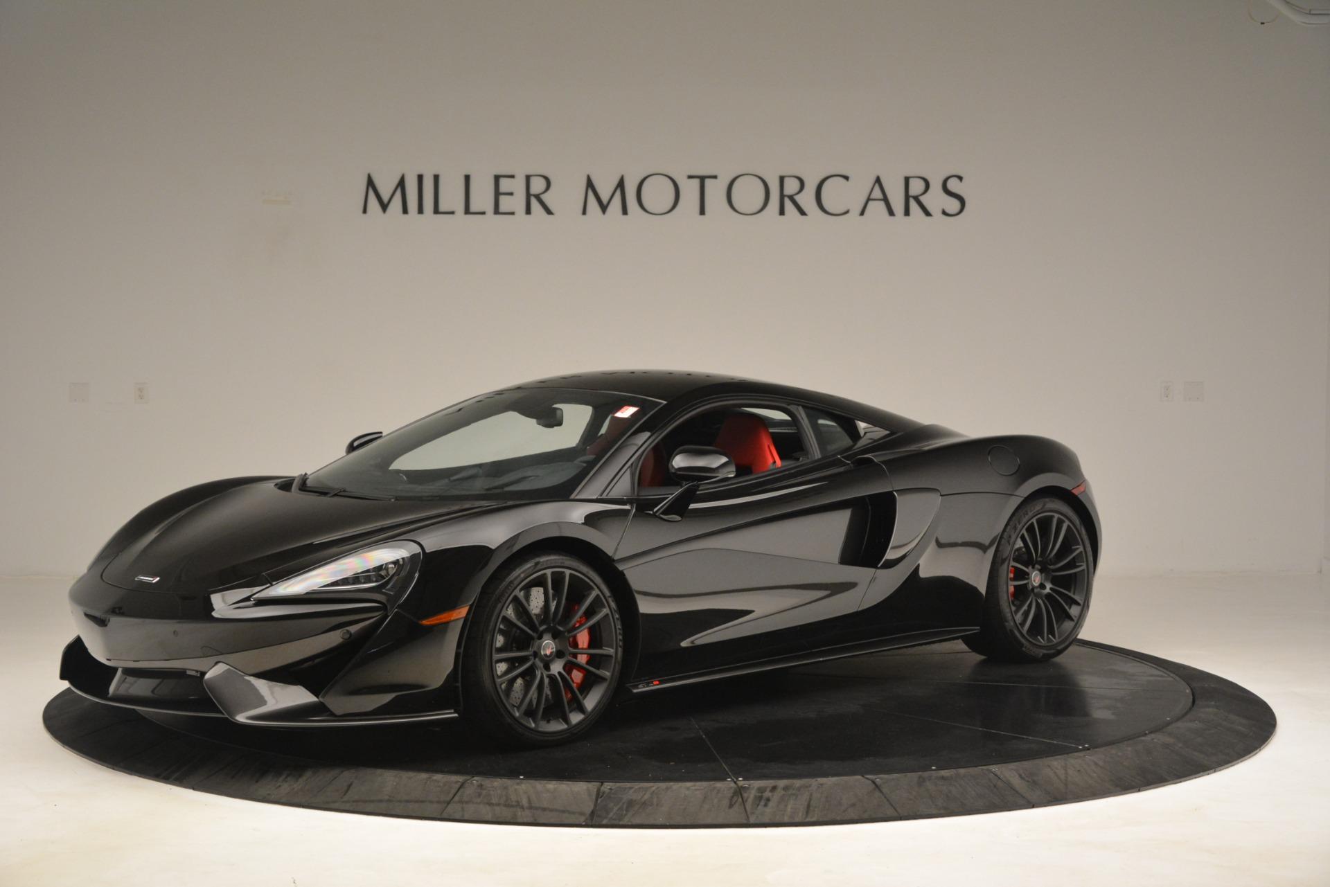 Used 2016 McLaren 570S Coupe For Sale In Westport, CT 3268_main