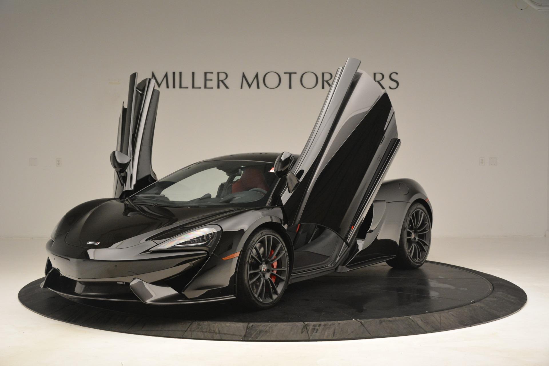 Used 2016 McLaren 570S Coupe For Sale In Westport, CT 3268_p13