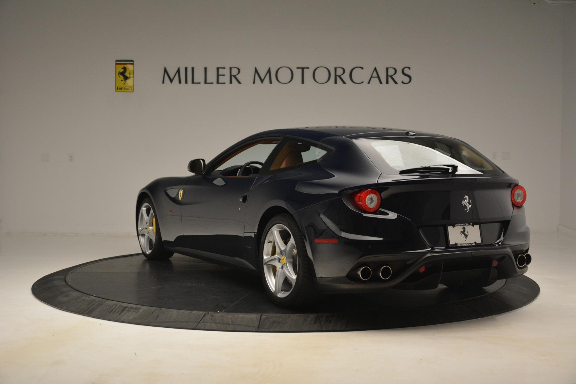 Used 2013 Ferrari FF  For Sale In Westport, CT 3269_p5