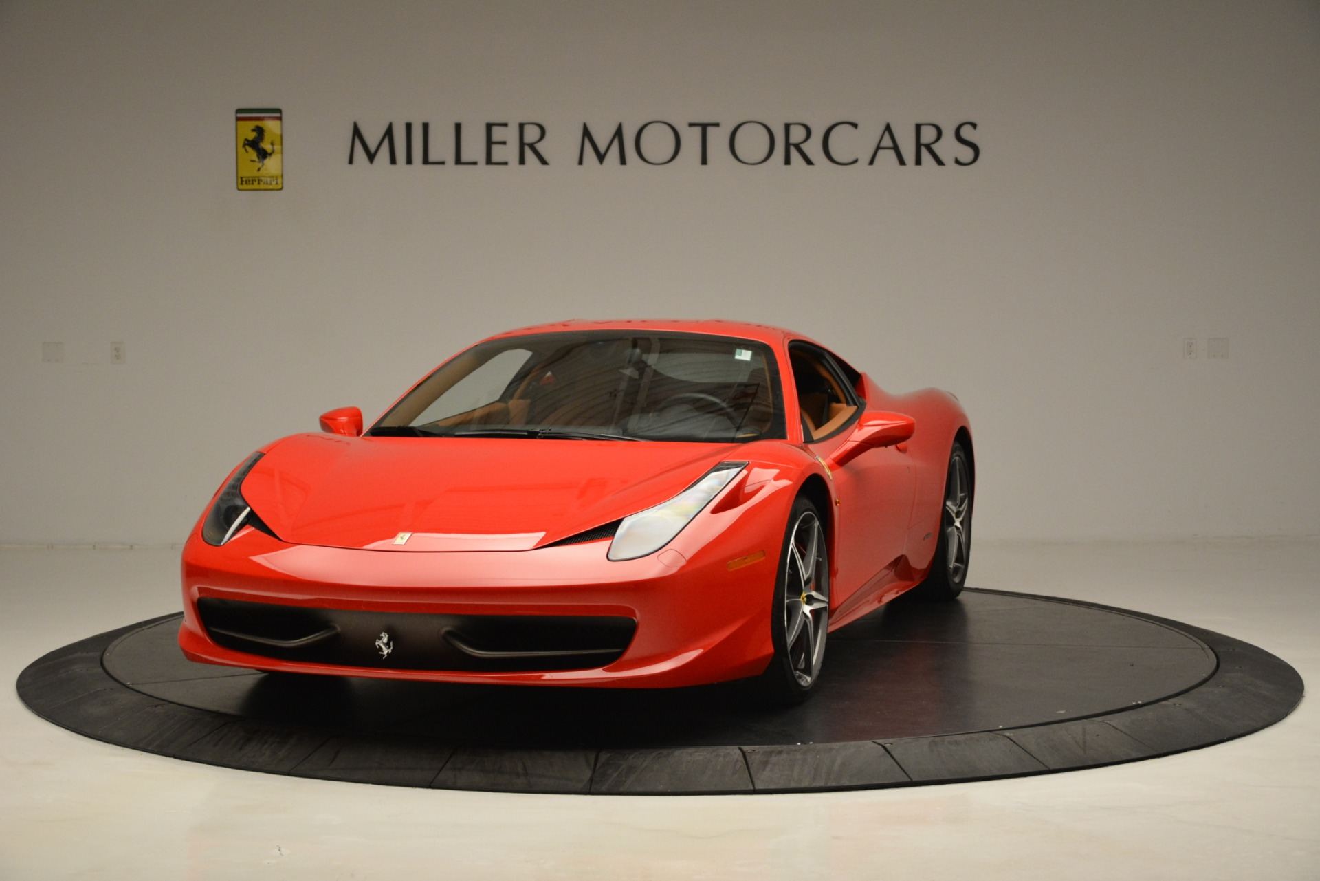 Used 2014 Ferrari 458 Italia  For Sale In Westport, CT 3271_main