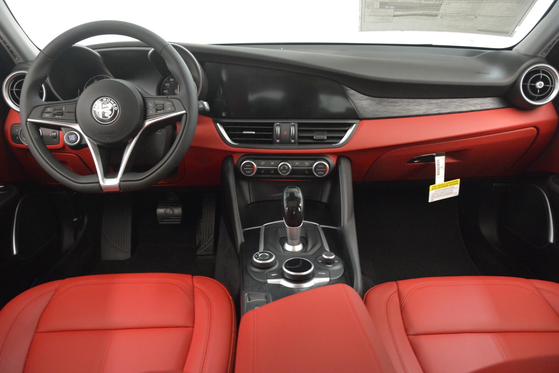 New 2019 Alfa Romeo Giulia Q4 For Sale In Westport, CT 3272_p16