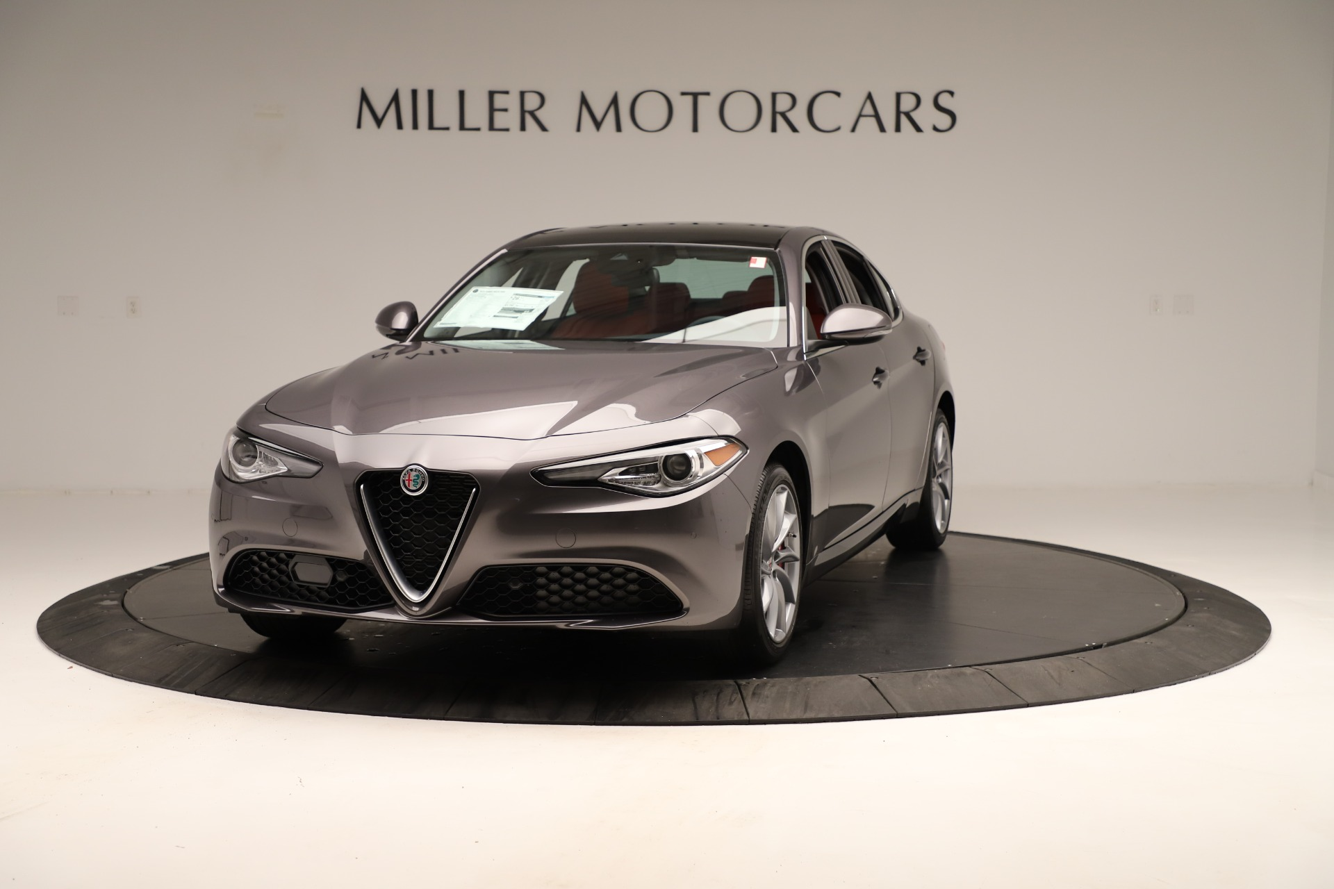 New 2019 Alfa Romeo Giulia Q4 For Sale In Westport, CT 3275_main