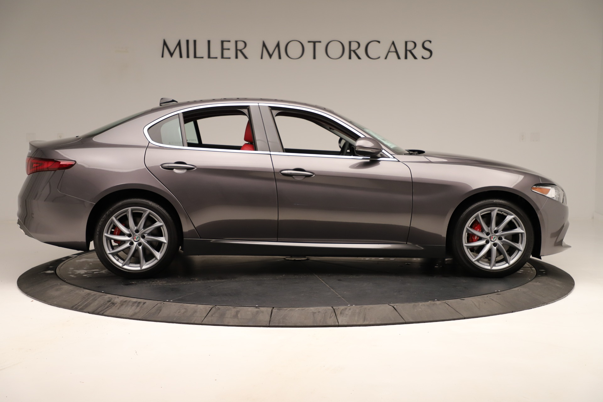 New 2019 Alfa Romeo Giulia Q4 For Sale In Westport, CT 3275_p10