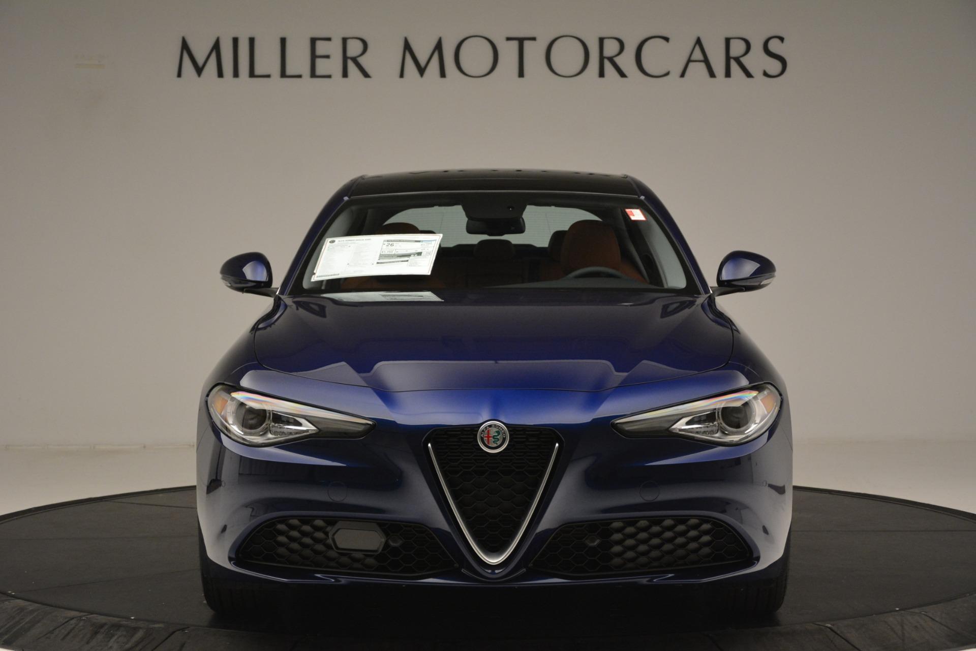 New 2019 Alfa Romeo Giulia Q4 For Sale In Westport, CT 3276_p12