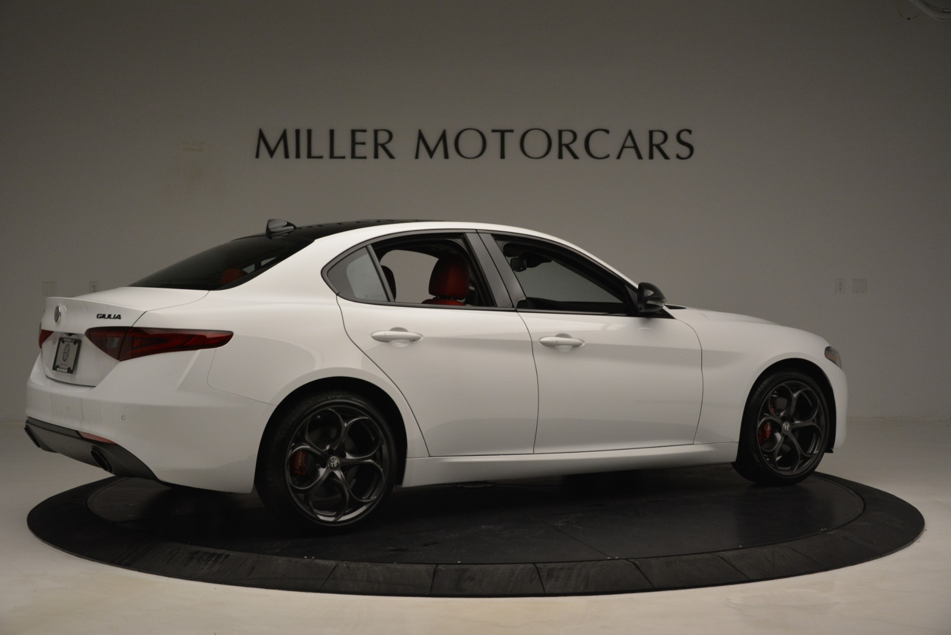 New 2019 Alfa Romeo Giulia Q4 For Sale In Westport, CT 3279_p8