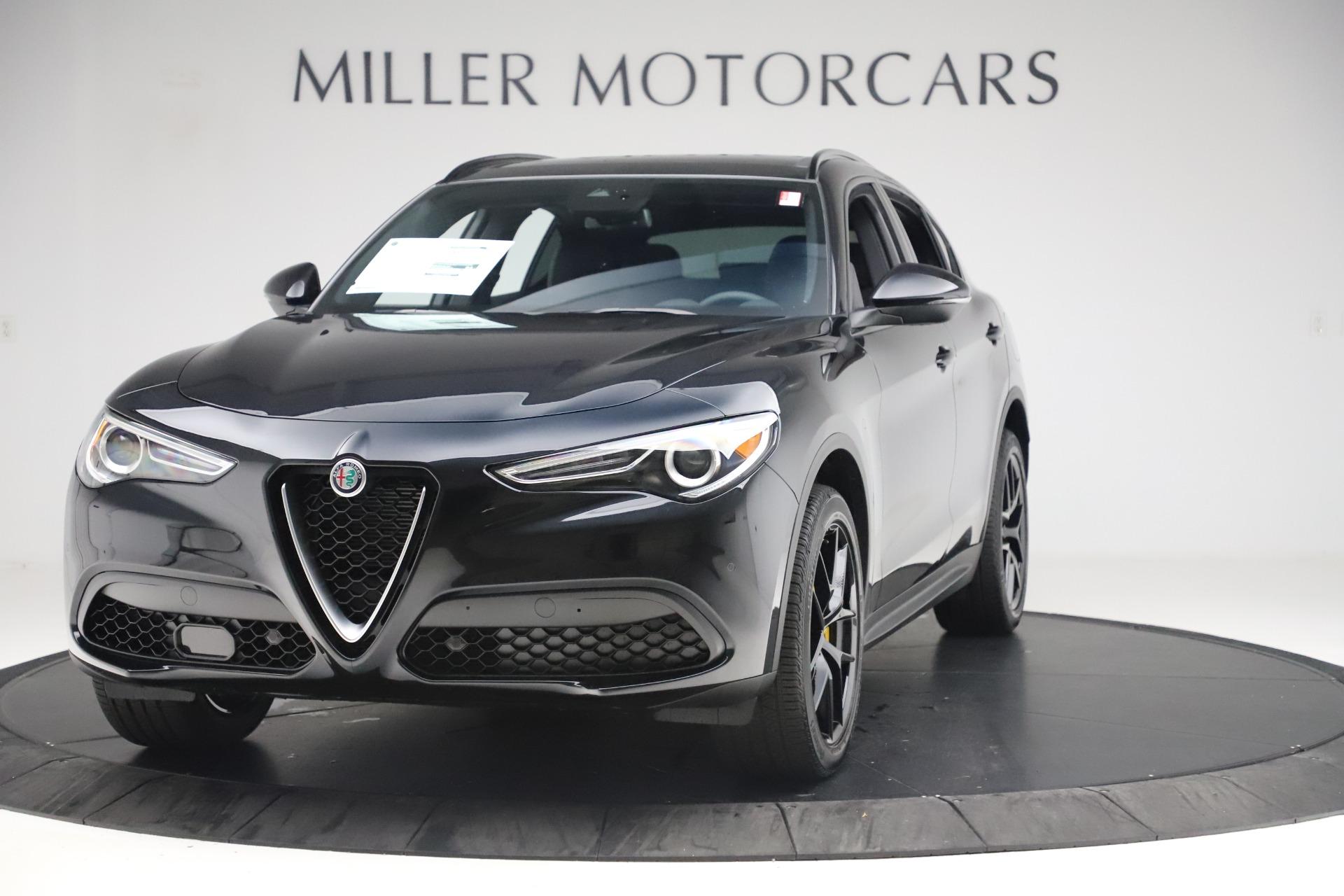 New 2019 Alfa Romeo Stelvio Ti Sport Q4 For Sale In Westport, CT 3283_main