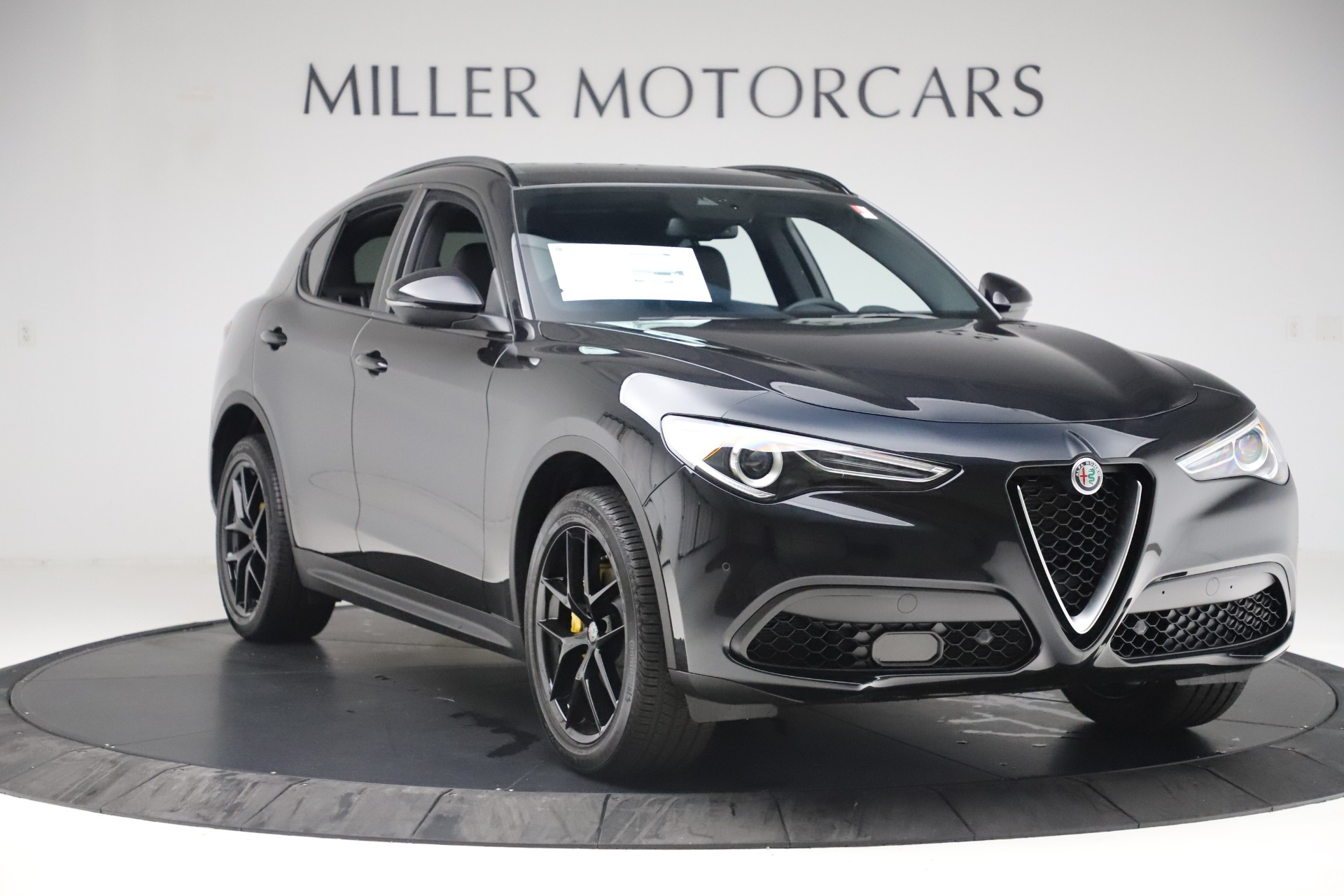 New 2019 Alfa Romeo Stelvio Ti Sport Q4 For Sale In Westport, CT 3283_p11