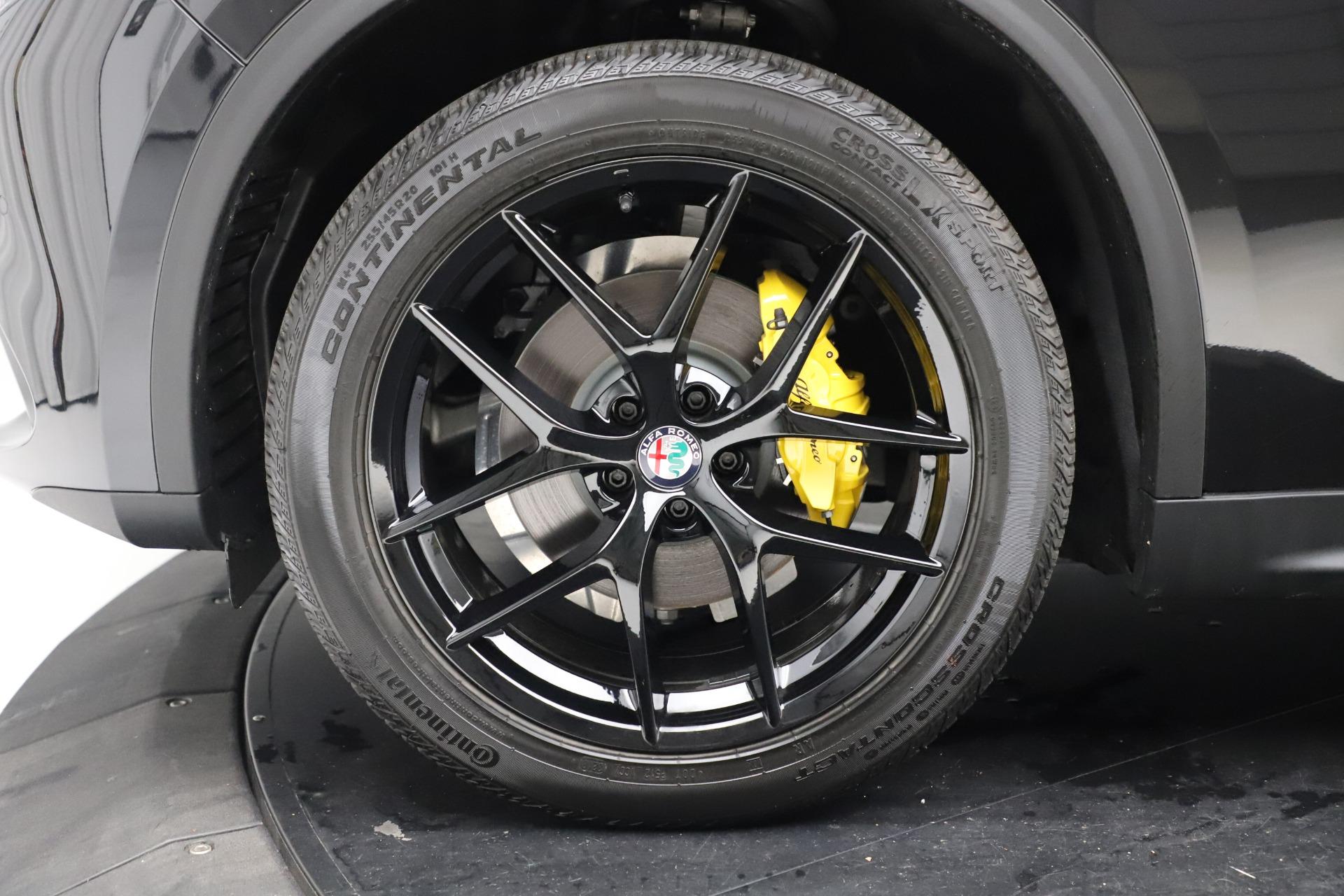 New 2019 Alfa Romeo Stelvio Ti Sport Q4 For Sale In Westport, CT 3283_p30