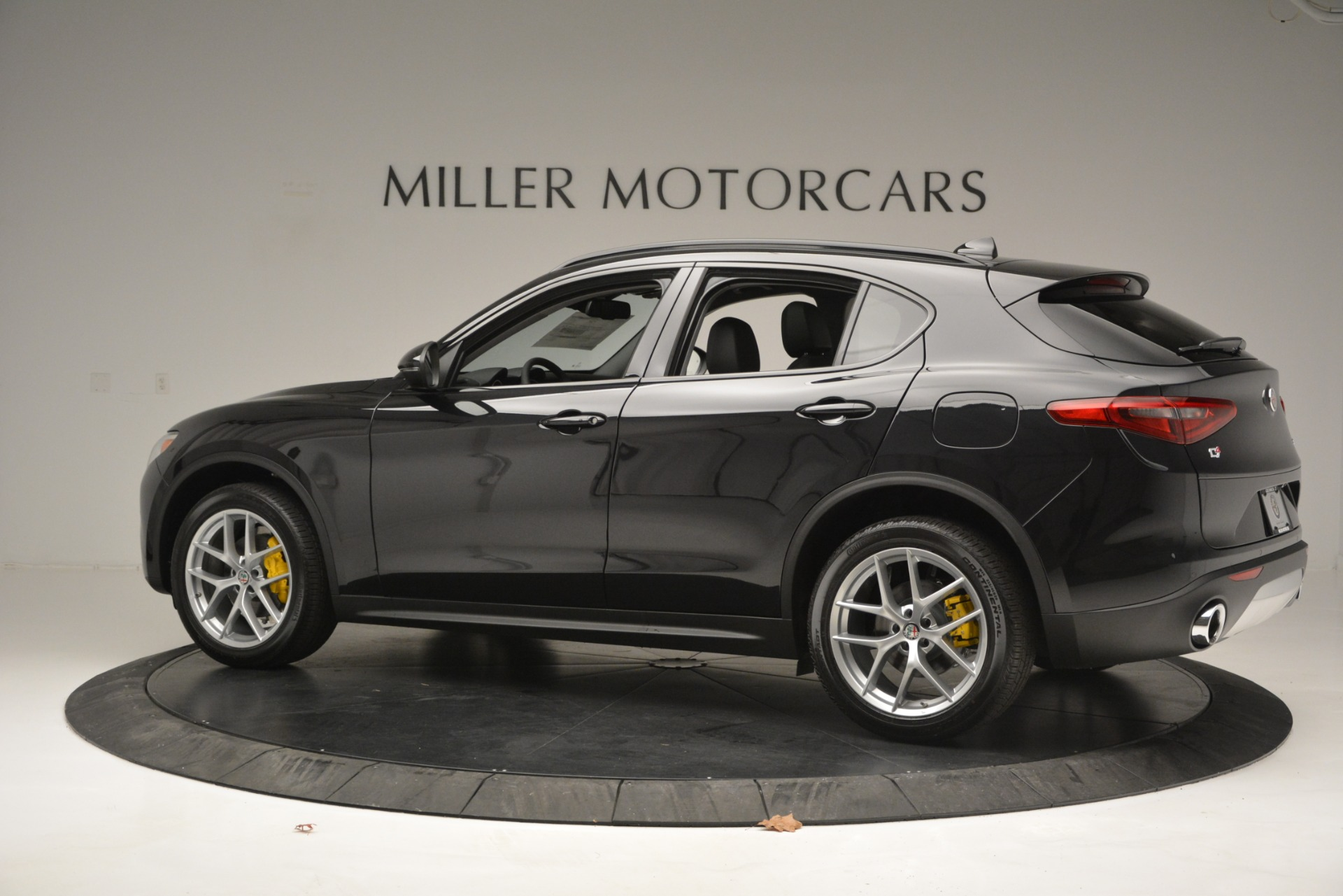 New 2019 Alfa Romeo Stelvio Ti Sport Q4 For Sale In Westport, CT 3284_p2