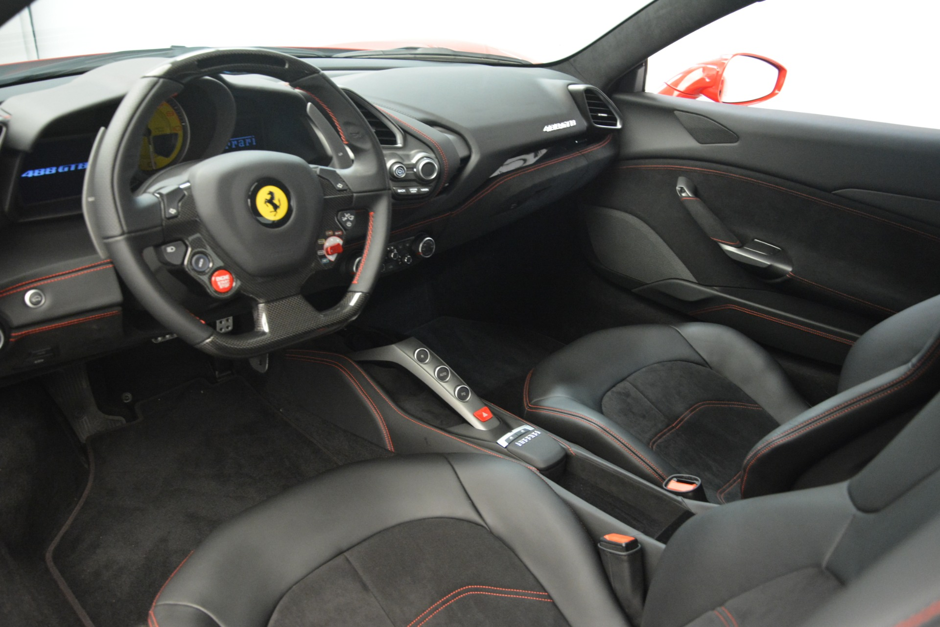 Used 2018 Ferrari 488 GTB  For Sale In Westport, CT 3288_p15