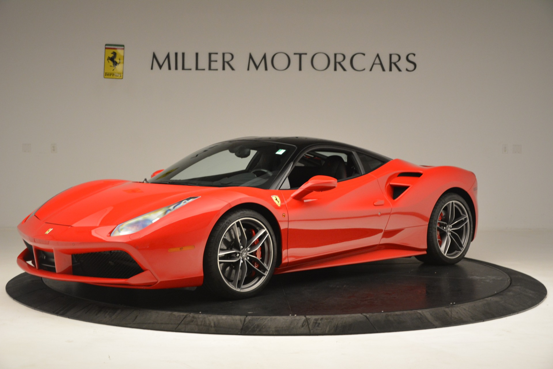 Used 2018 Ferrari 488 GTB  For Sale In Westport, CT 3288_p2