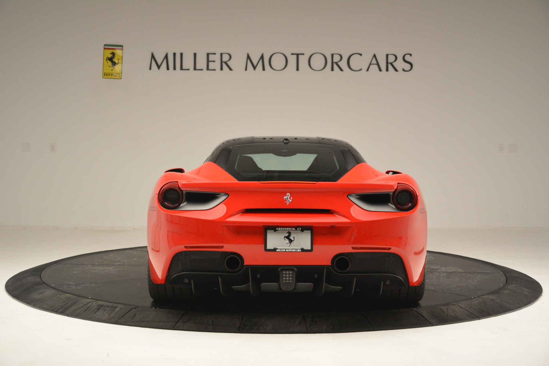 Used 2018 Ferrari 488 GTB  For Sale In Westport, CT 3288_p6