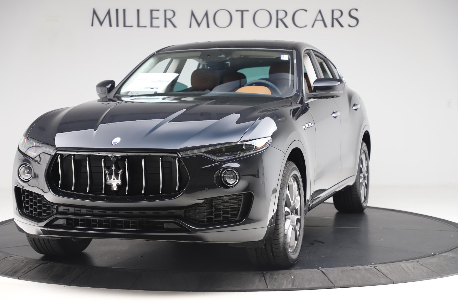 New 2019 Maserati Levante Q4 For Sale In Westport, CT 3289_main