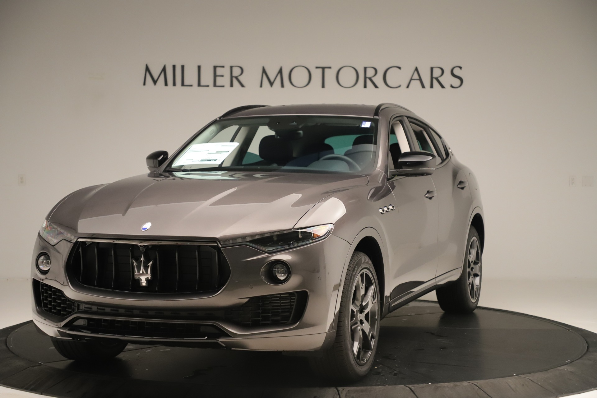 New 2019 Maserati Levante Q4 Nerissimo For Sale In Westport, CT 3290_main