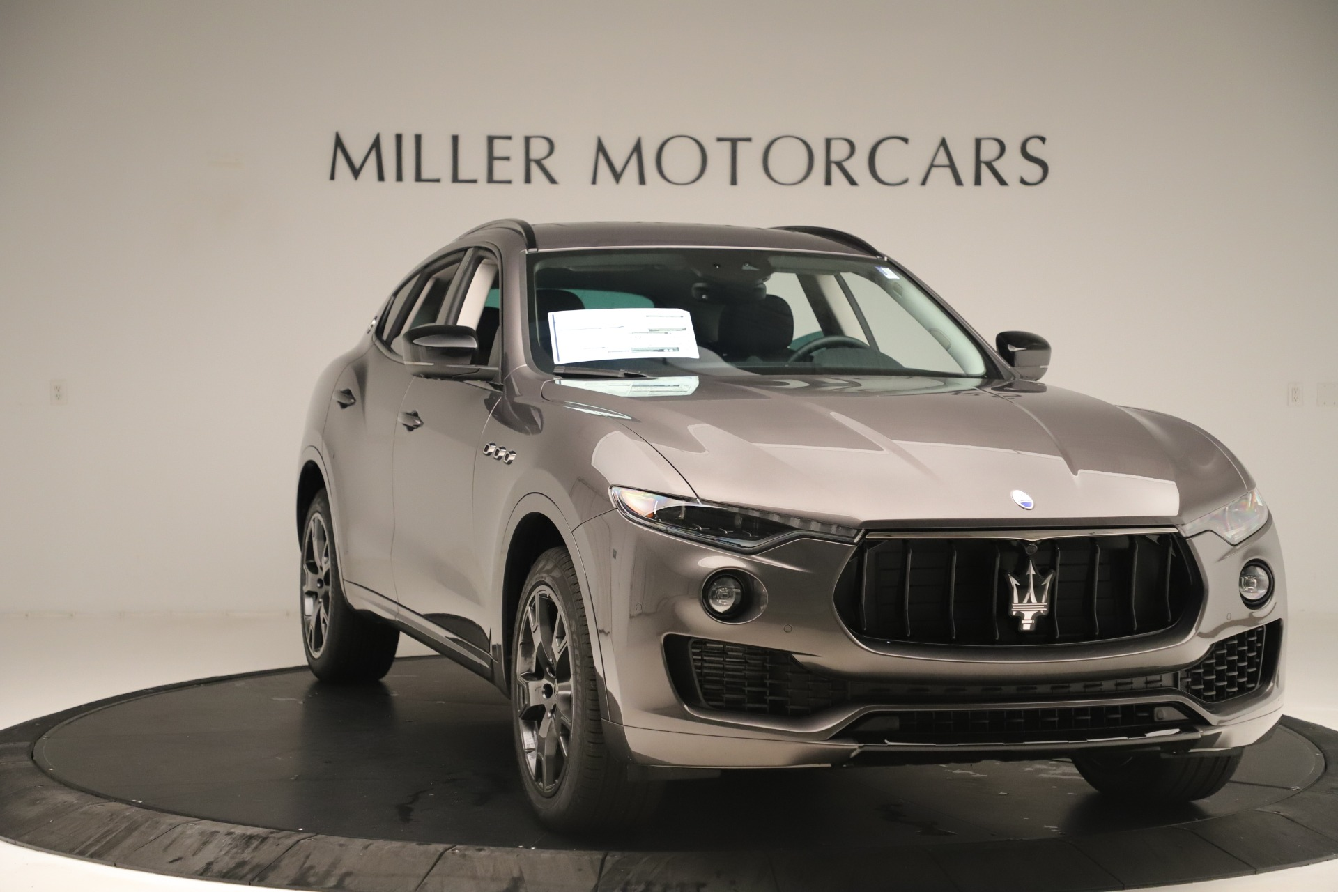 New 2019 Maserati Levante Q4 Nerissimo For Sale In Westport, CT 3290_p11