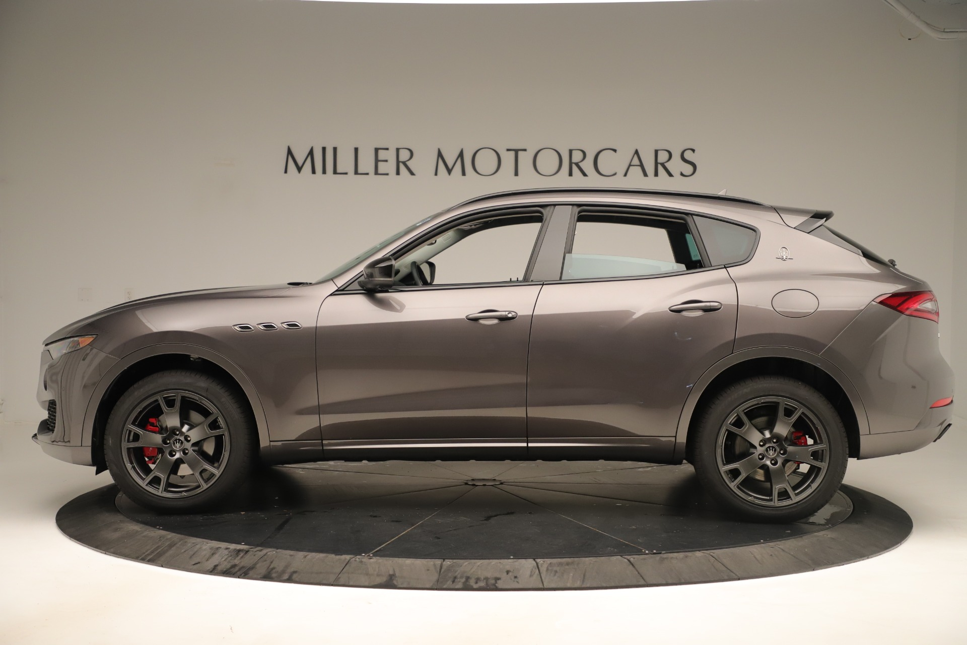 New 2019 Maserati Levante Q4 Nerissimo For Sale In Westport, CT 3290_p3