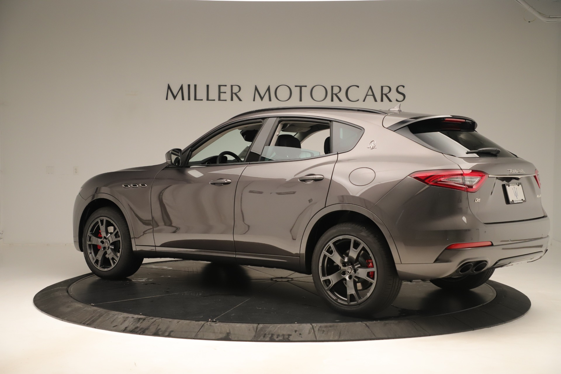 New 2019 Maserati Levante Q4 Nerissimo For Sale In Westport, CT 3290_p4