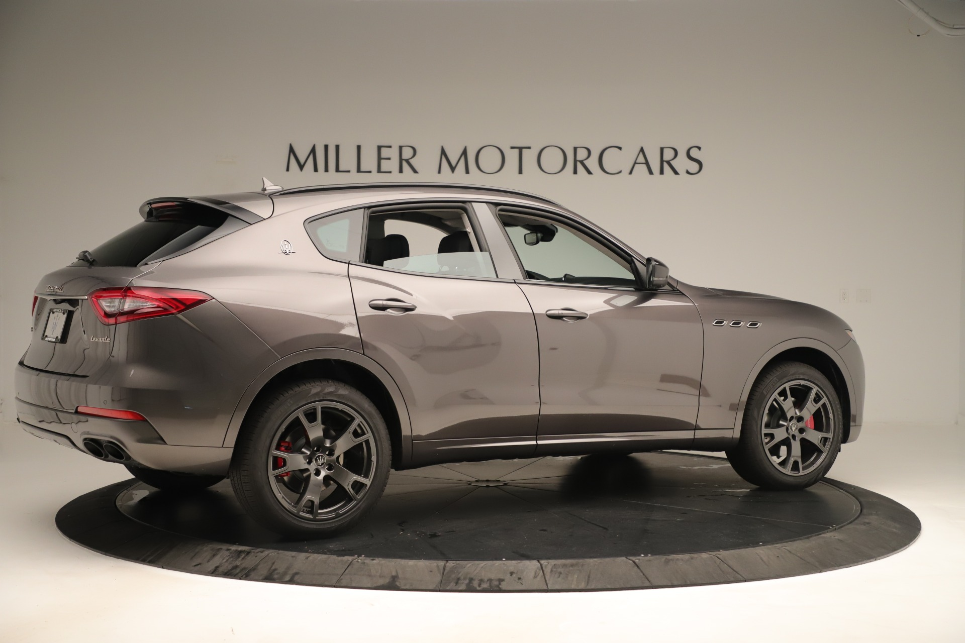 New 2019 Maserati Levante Q4 Nerissimo For Sale In Westport, CT 3290_p8