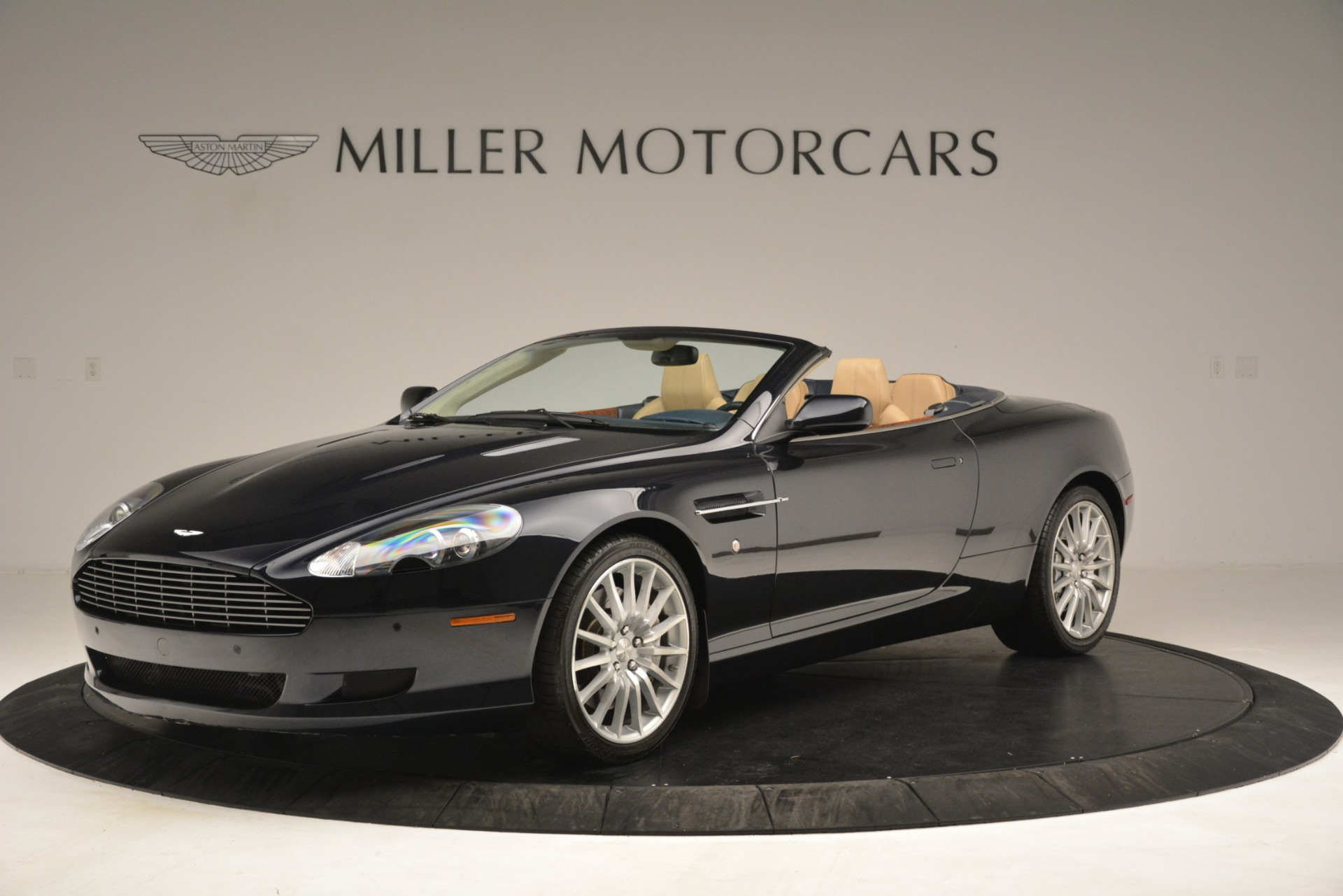 Used 2007 Aston Martin DB9 Convertible For Sale In Westport, CT