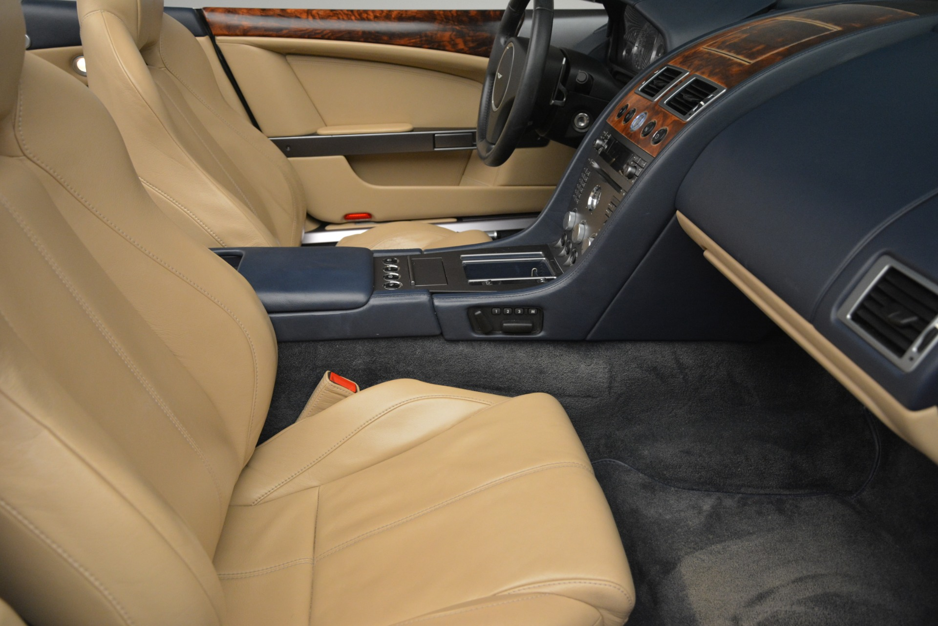 Used 2007 Aston Martin DB9 Convertible For Sale In Westport, CT 3291_p20