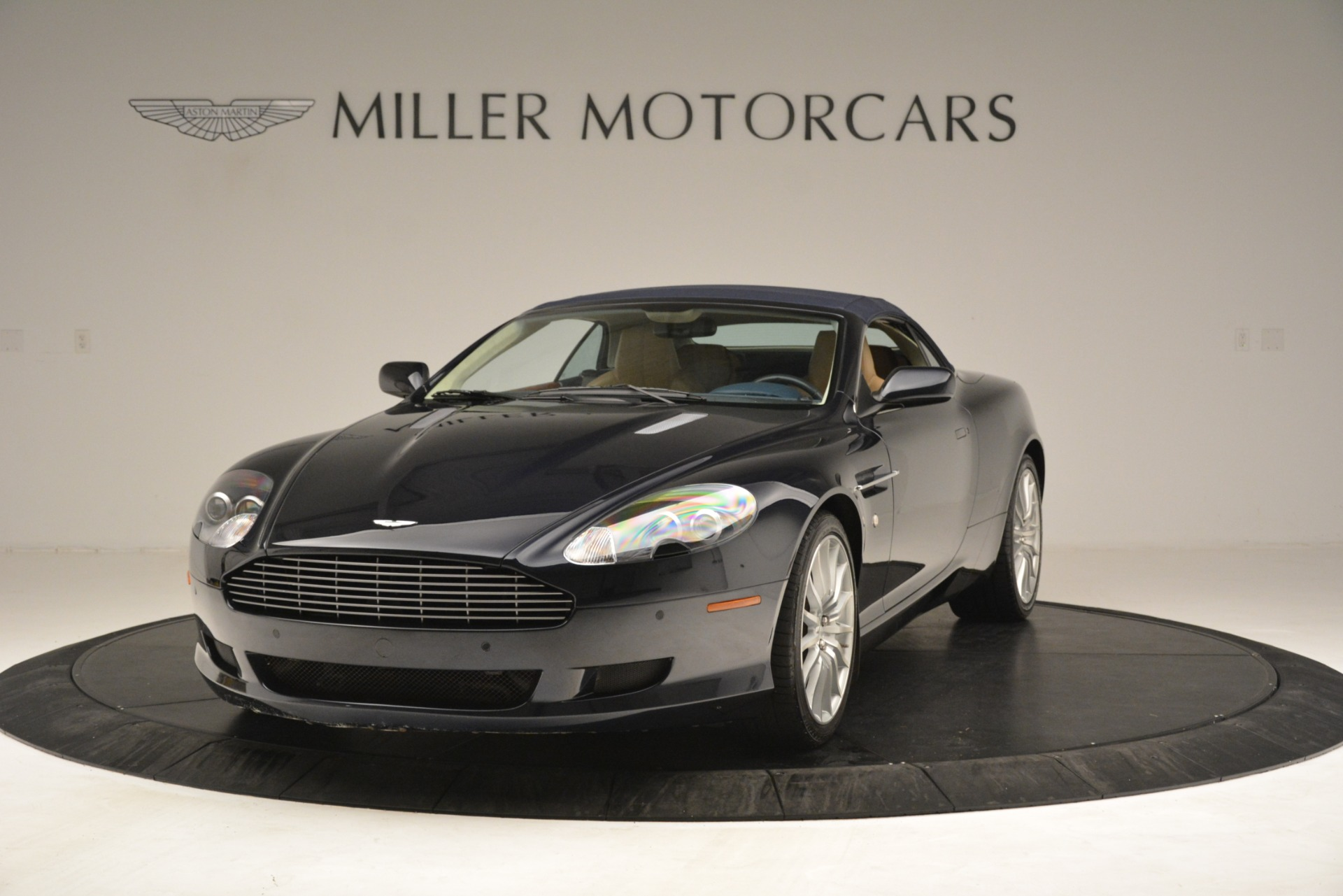 Used 2007 Aston Martin DB9 Convertible For Sale In Westport, CT 3291_p22