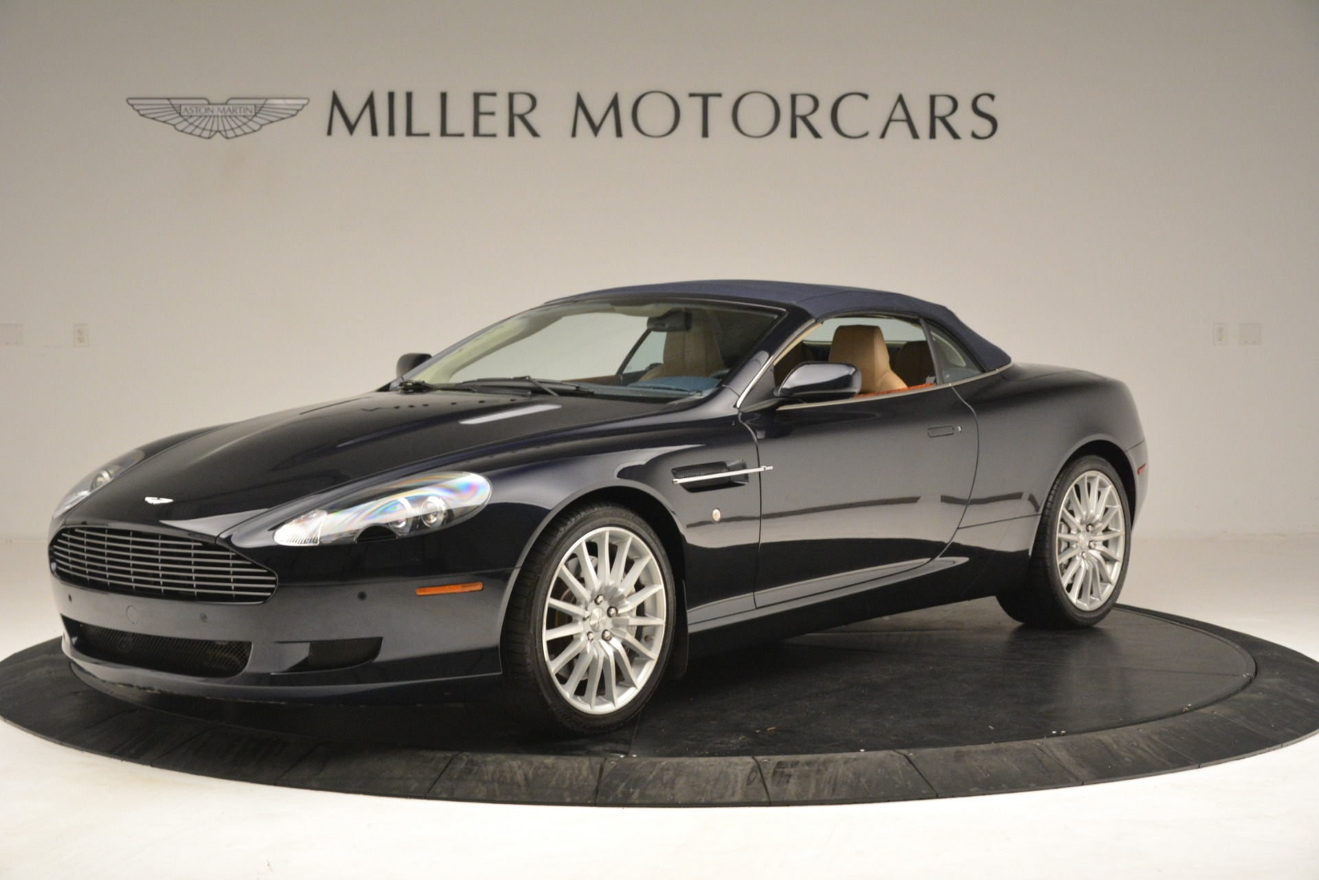 Used 2007 Aston Martin DB9 Convertible For Sale In Westport, CT 3291_p23