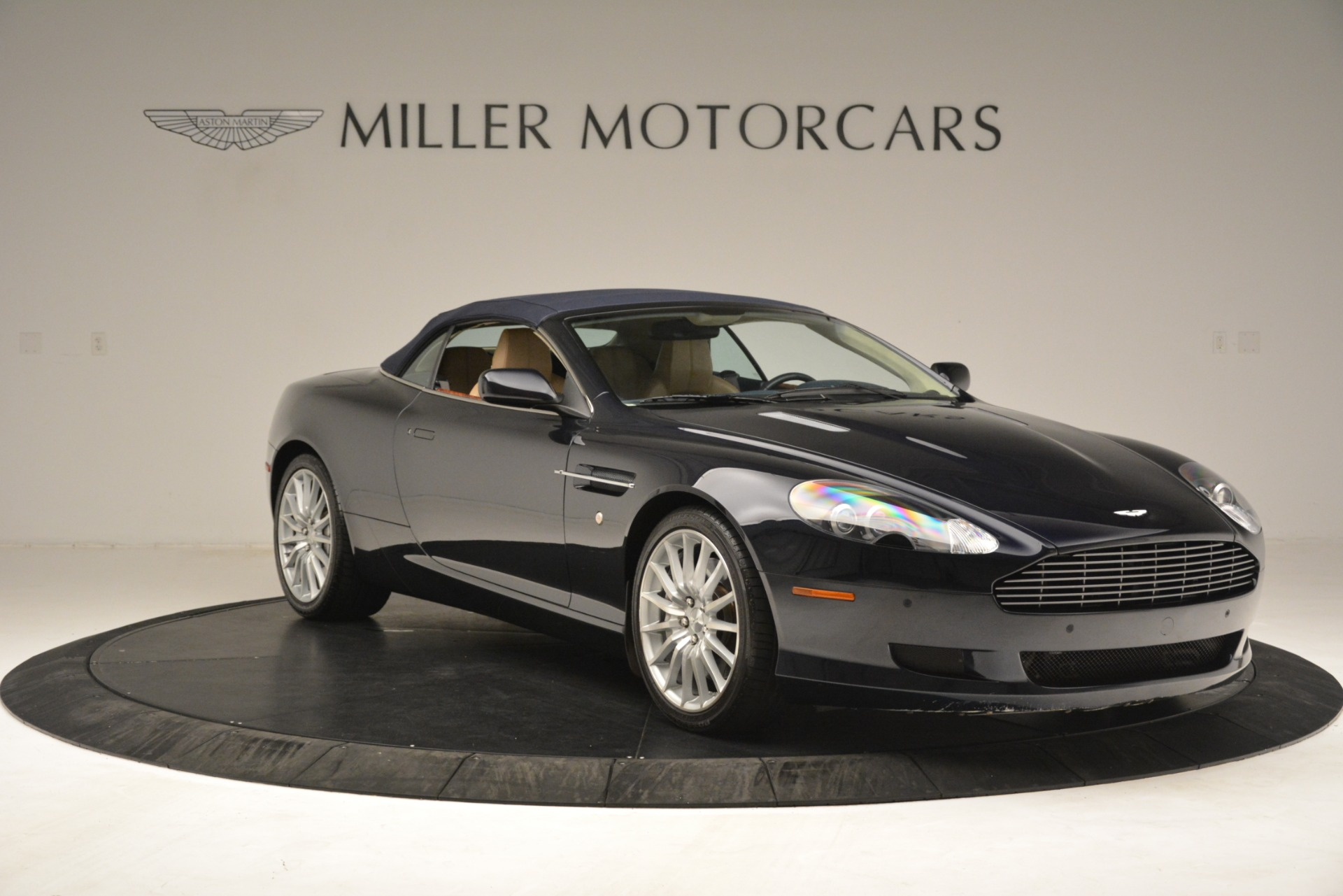 Used 2007 Aston Martin DB9 Convertible For Sale In Westport, CT 3291_p31
