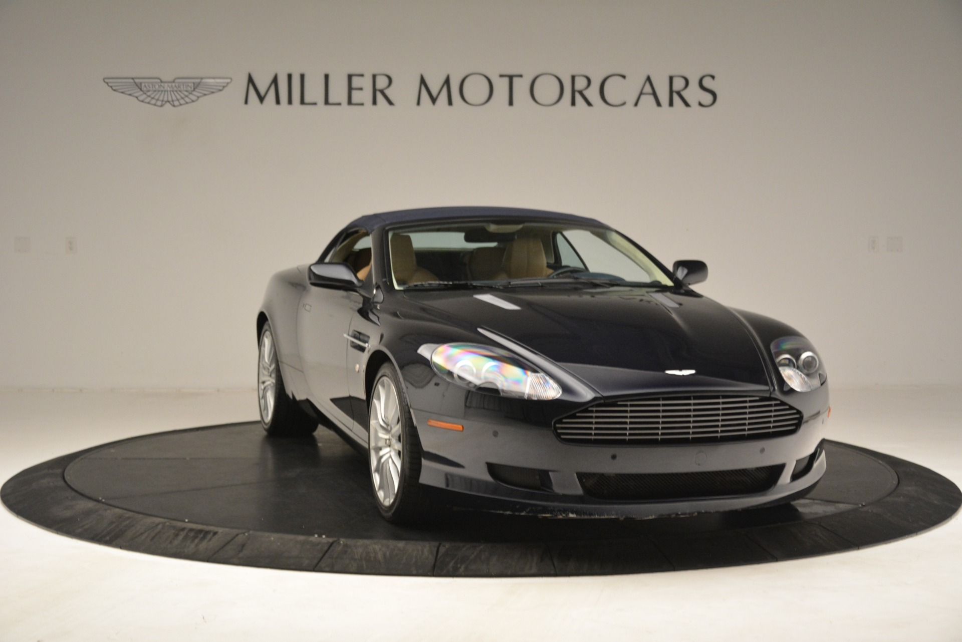Used 2007 Aston Martin DB9 Convertible For Sale In Westport, CT 3291_p32