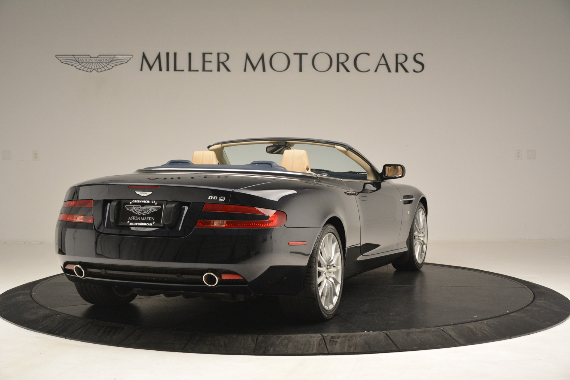 Used 2007 Aston Martin DB9 Convertible For Sale In Westport, CT 3291_p7