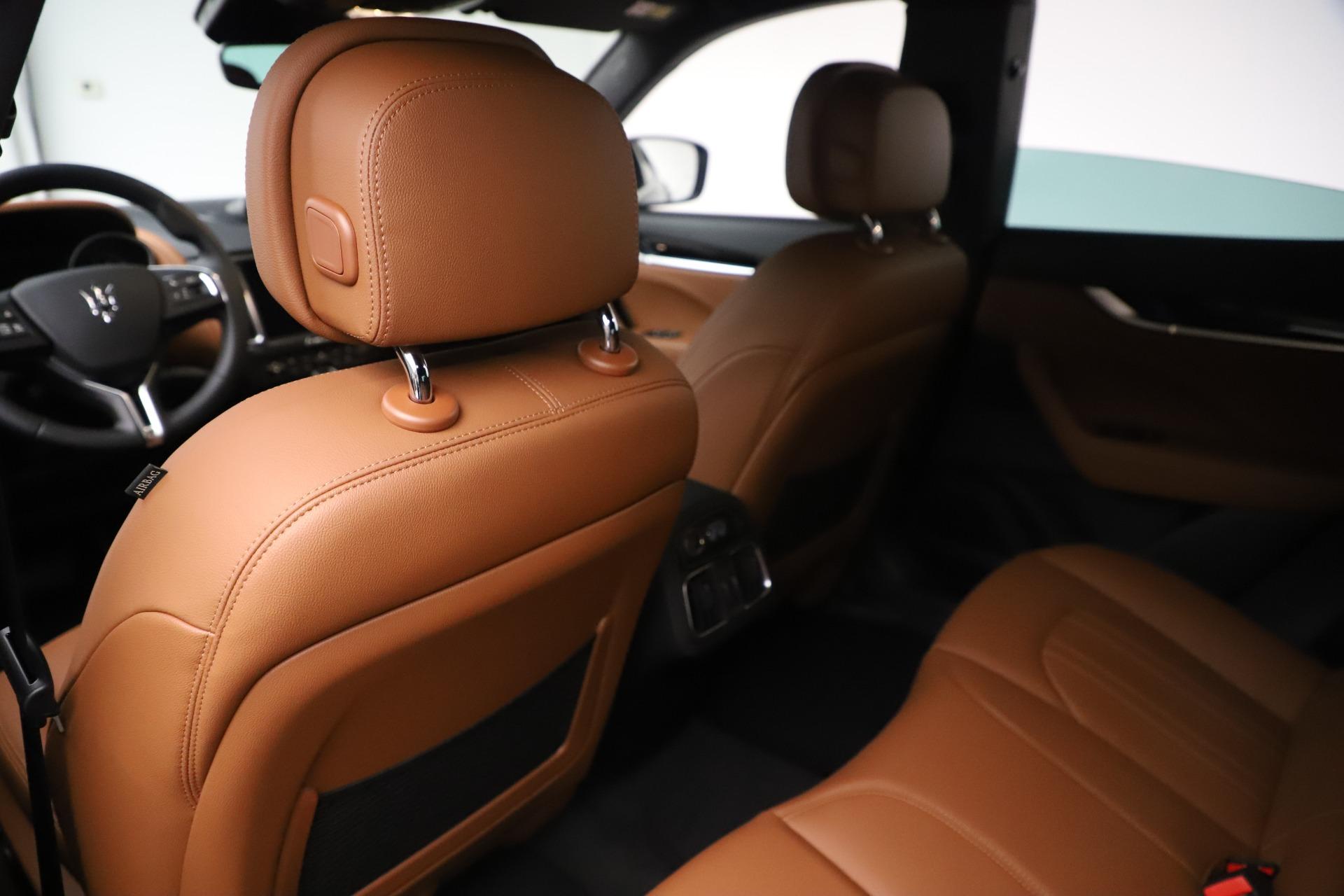 New 2019 Maserati Levante Q4 For Sale In Westport, CT 3292_p20