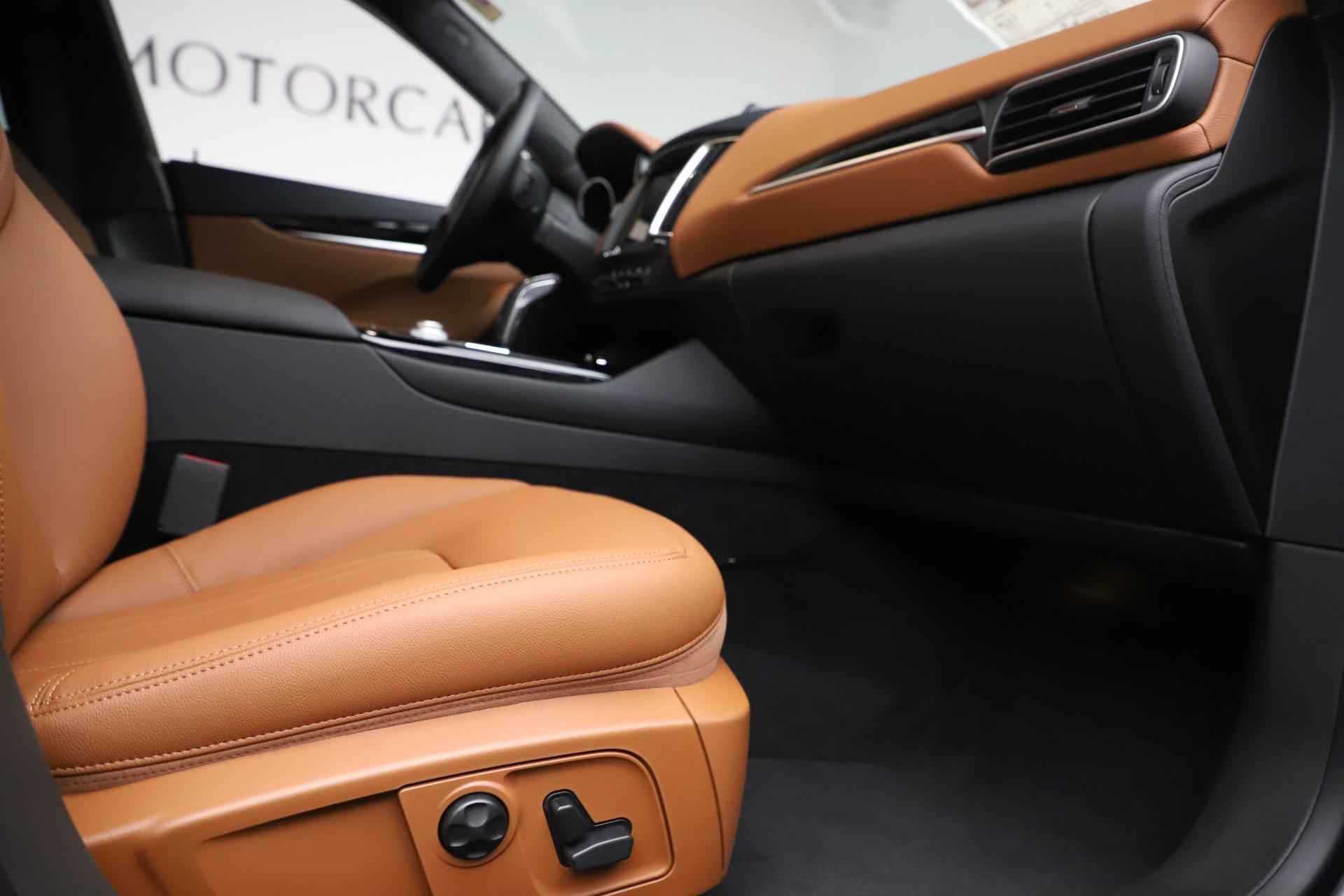 New 2019 Maserati Levante Q4 For Sale In Westport, CT 3292_p23