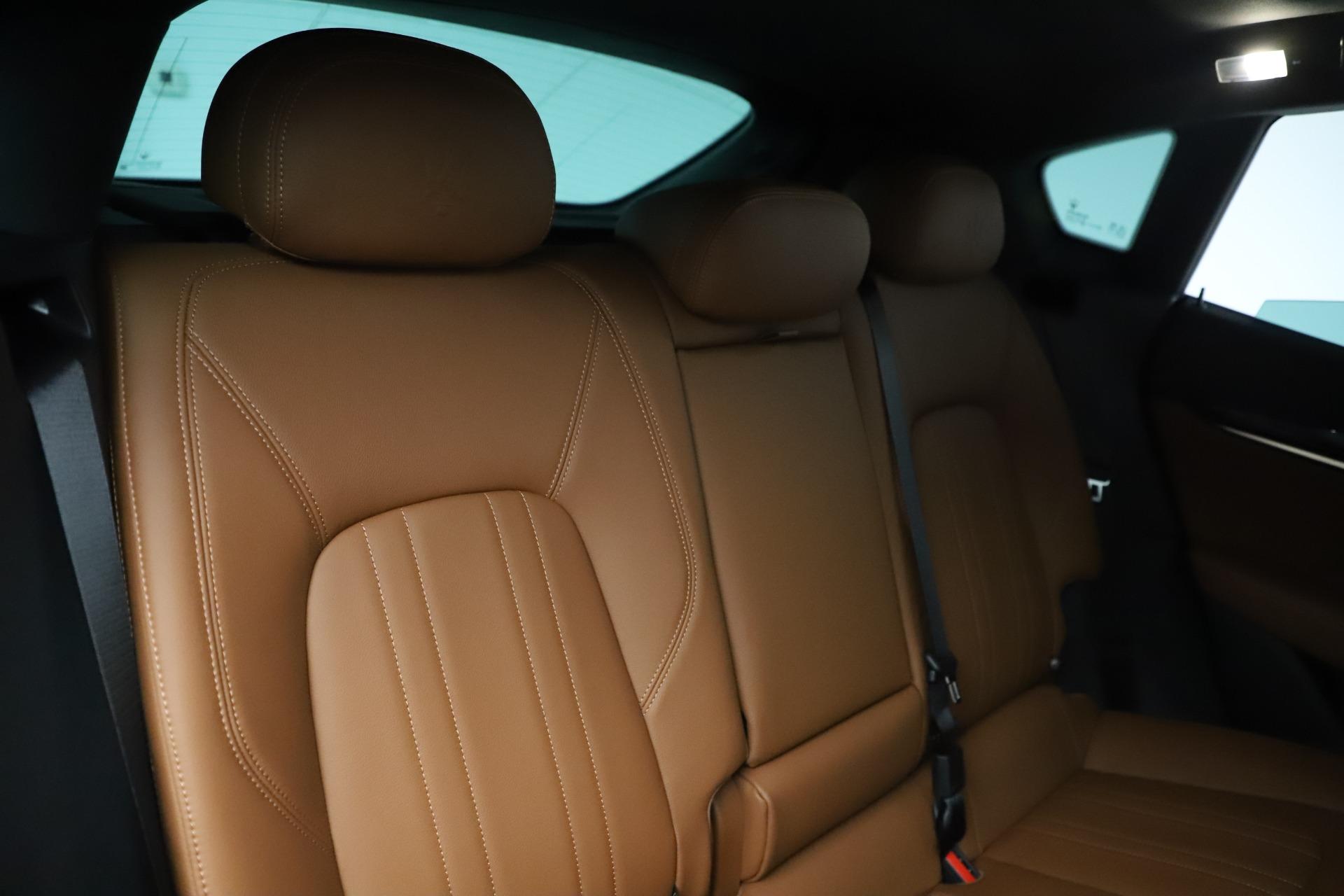 New 2019 Maserati Levante Q4 For Sale In Westport, CT 3292_p26