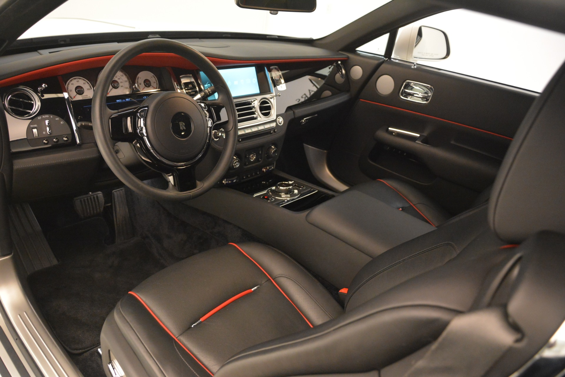 Used 2016 Rolls-Royce Wraith  For Sale In Westport, CT 3294_p13