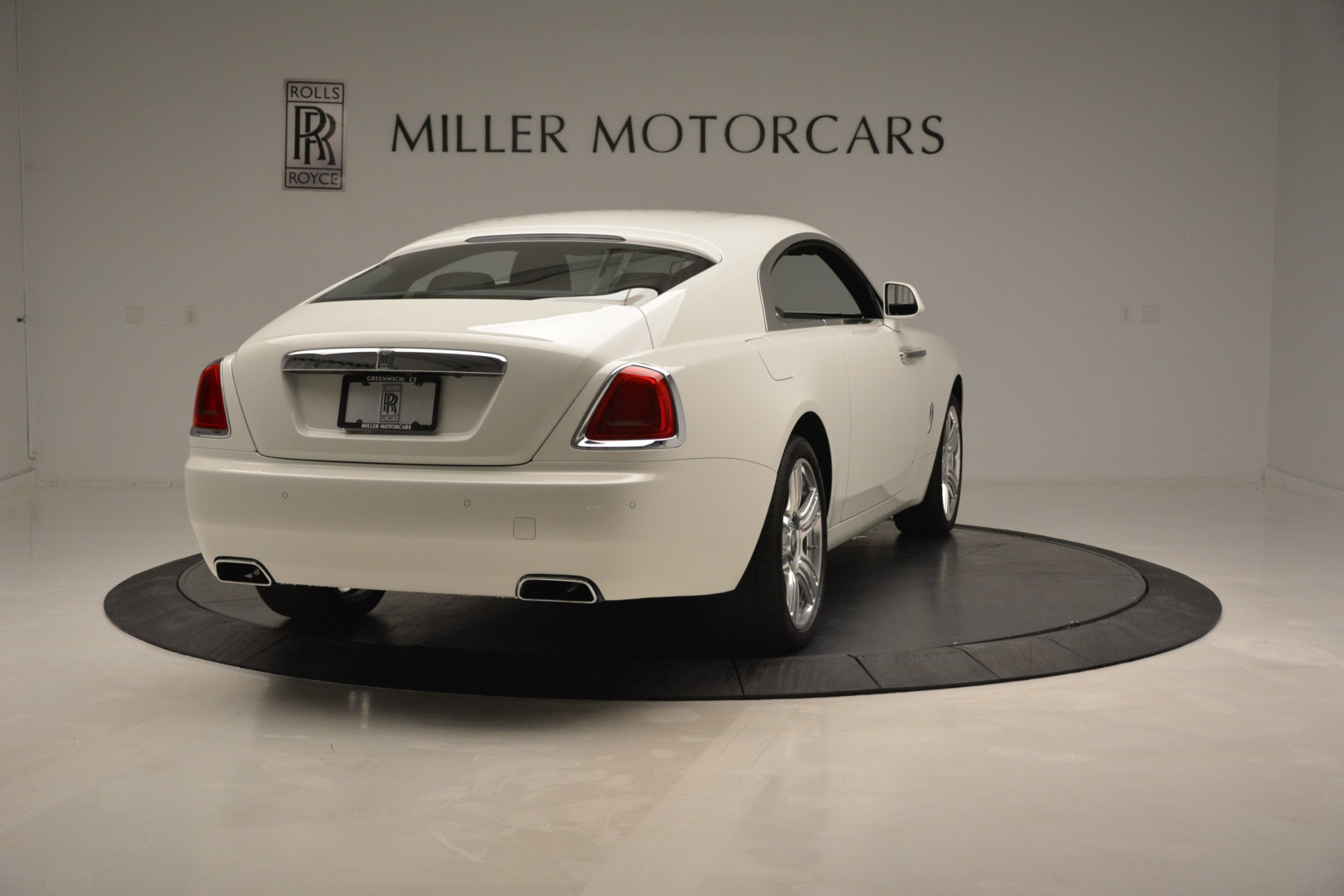 Used 2016 Rolls-Royce Wraith  For Sale In Westport, CT 3294_p7