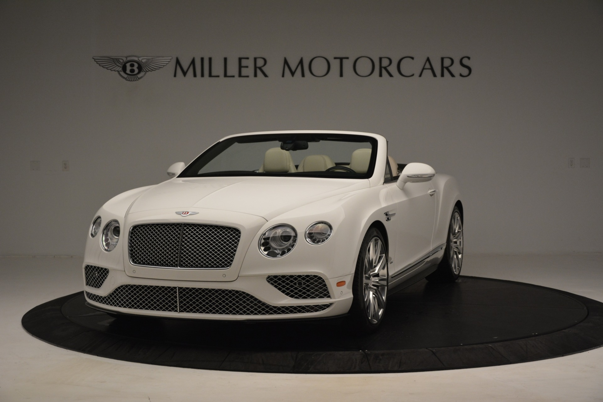 Used 2016 Bentley Continental GT V8 S For Sale In Westport, CT 3295_main