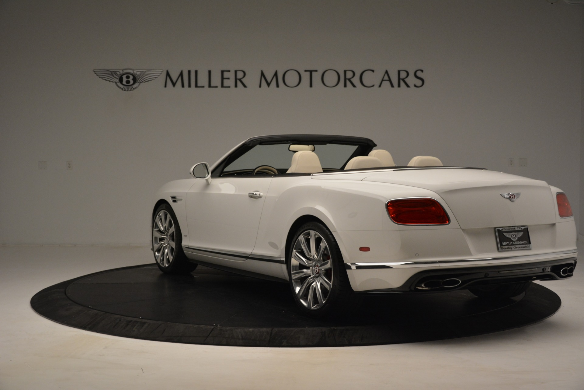 Used 2016 Bentley Continental GT V8 S For Sale In Westport, CT 3295_p5